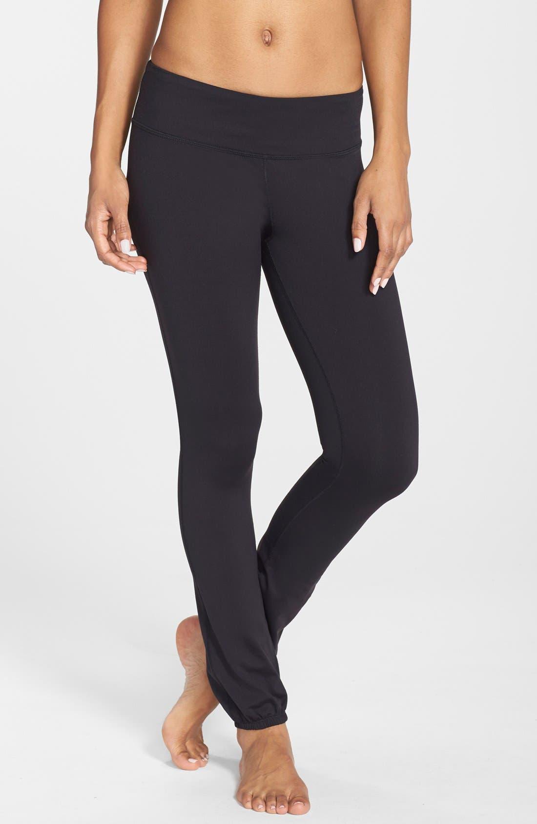 'Icon' Performance Sweatpants, Main, color, 001