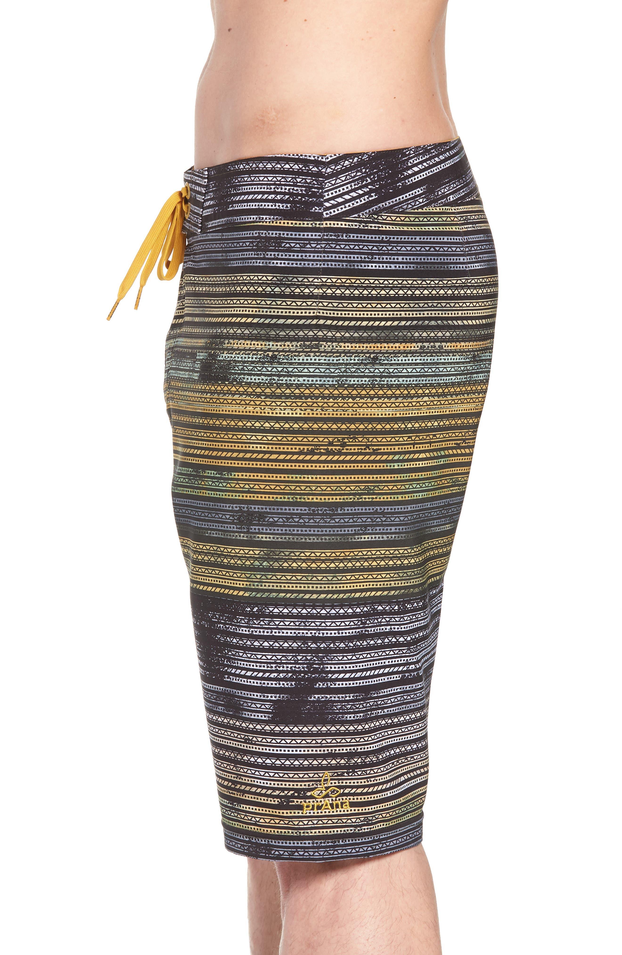 'Sediment' Stretch Board Shorts,                             Alternate thumbnail 40, color,