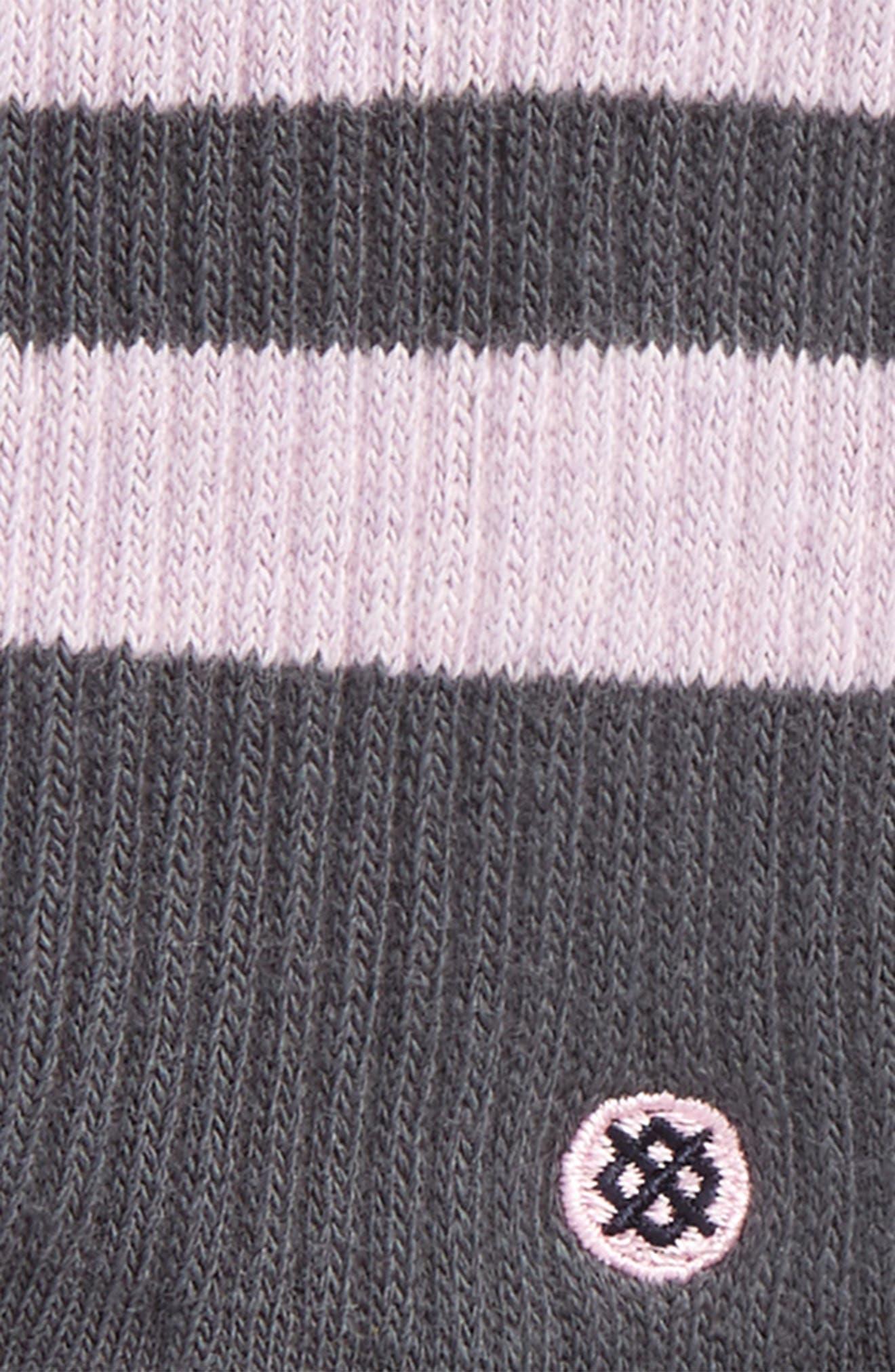 Harmony Crew Socks,                             Alternate thumbnail 4, color,