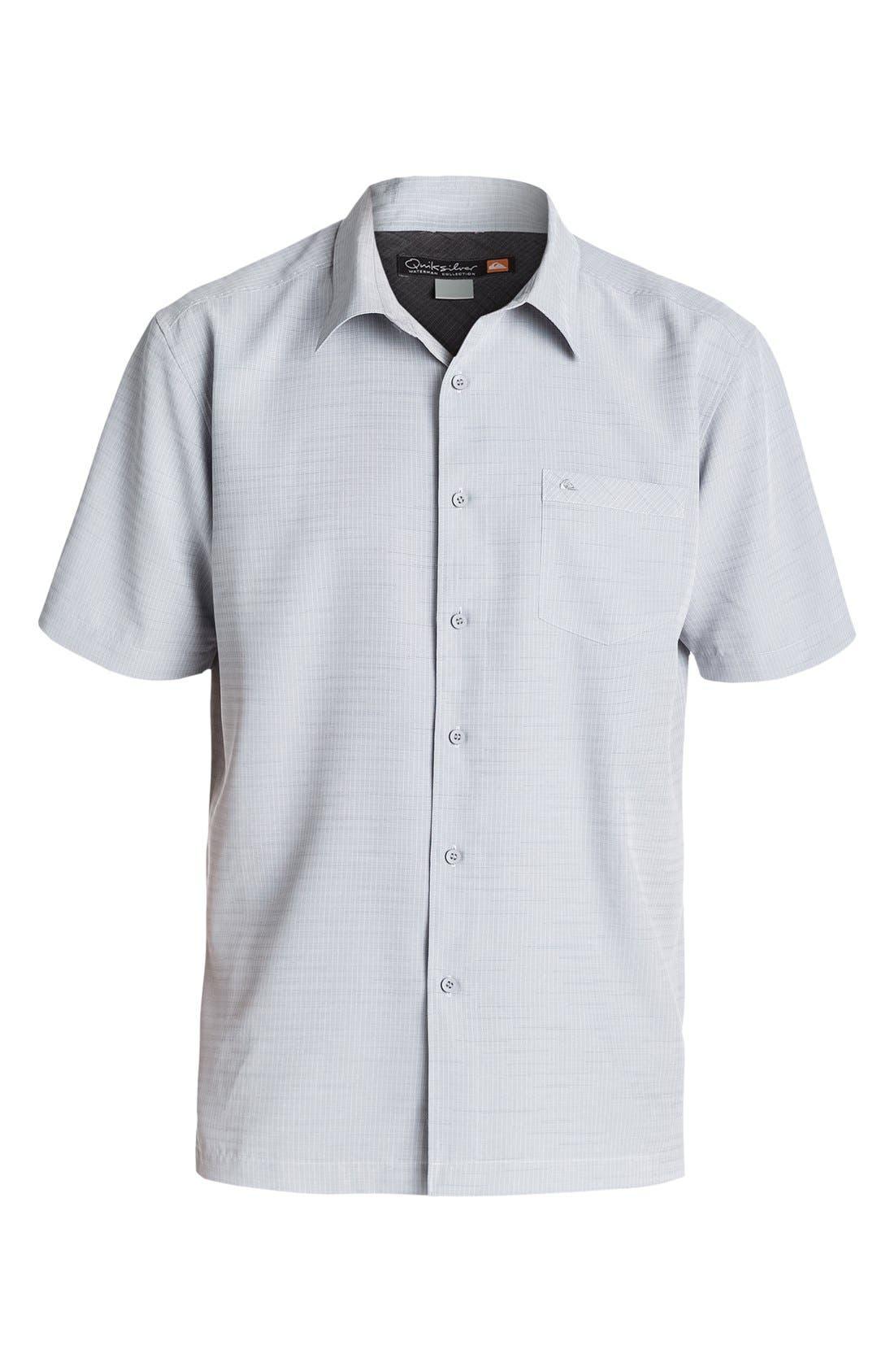'Centinela 4' Short Sleeve Sport Shirt,                             Main thumbnail 7, color,