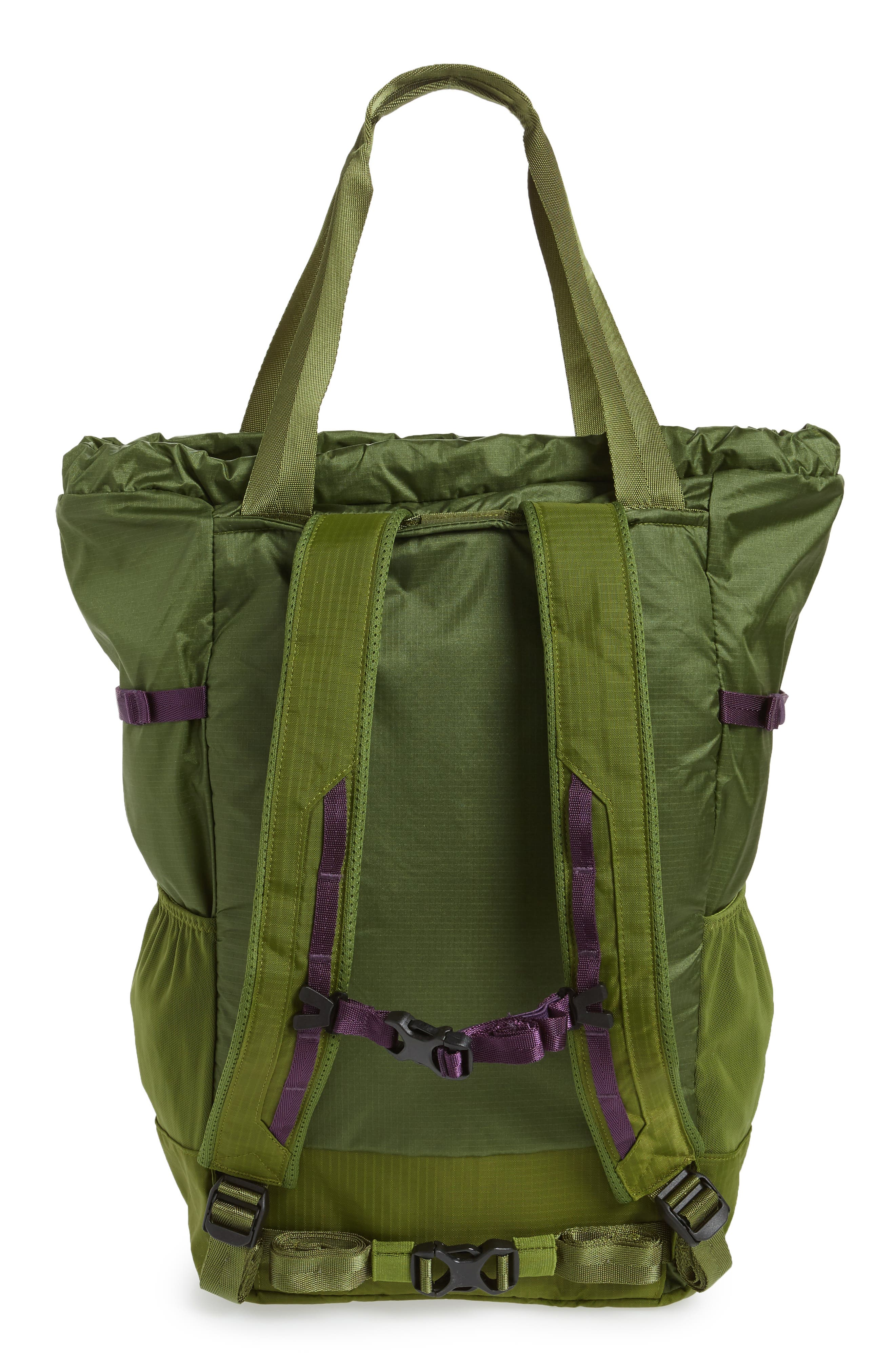 Lightweight Travel Tote Pack,                             Alternate thumbnail 3, color,                             305