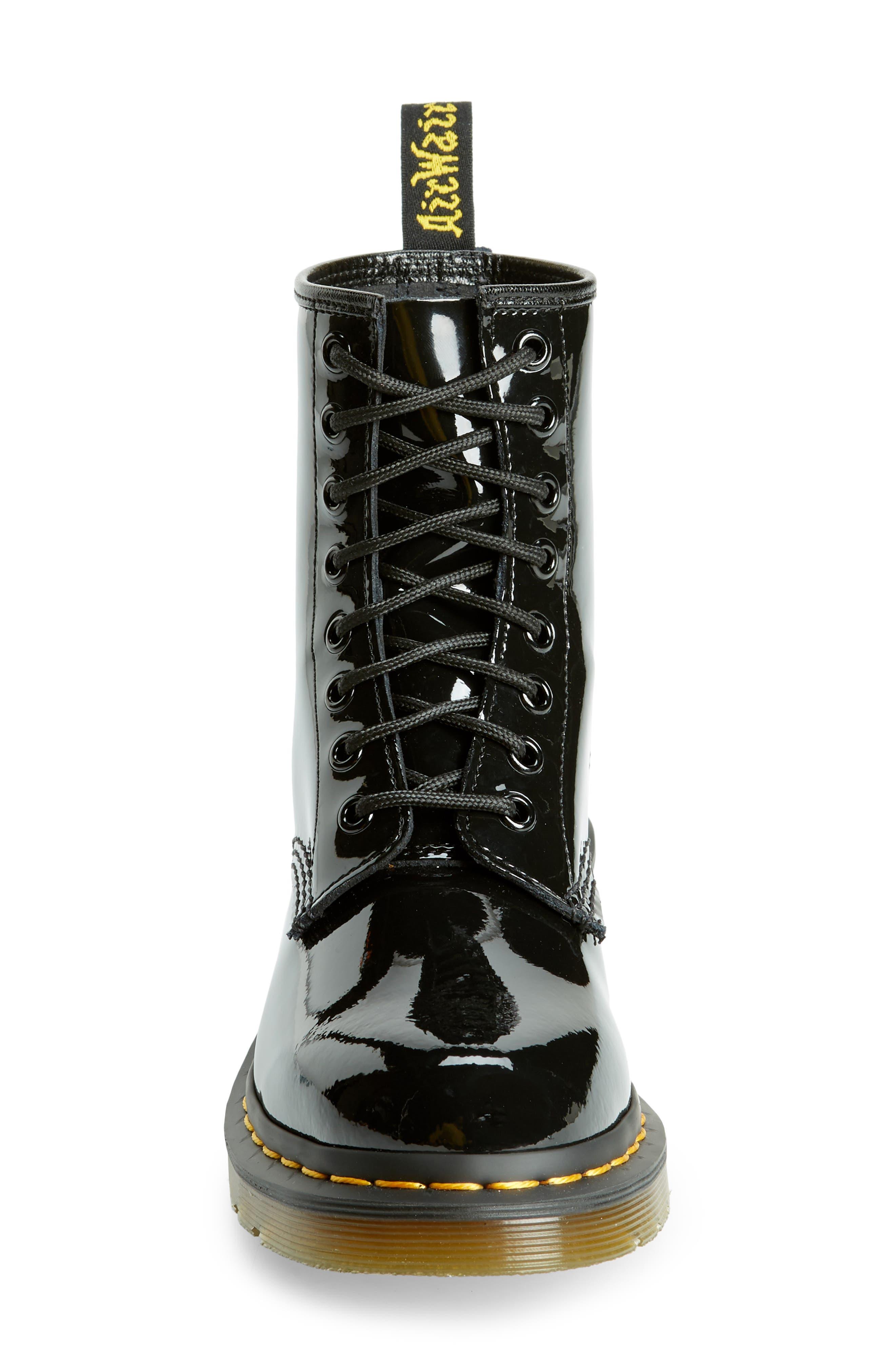'1460' Boot,                             Alternate thumbnail 4, color,                             011