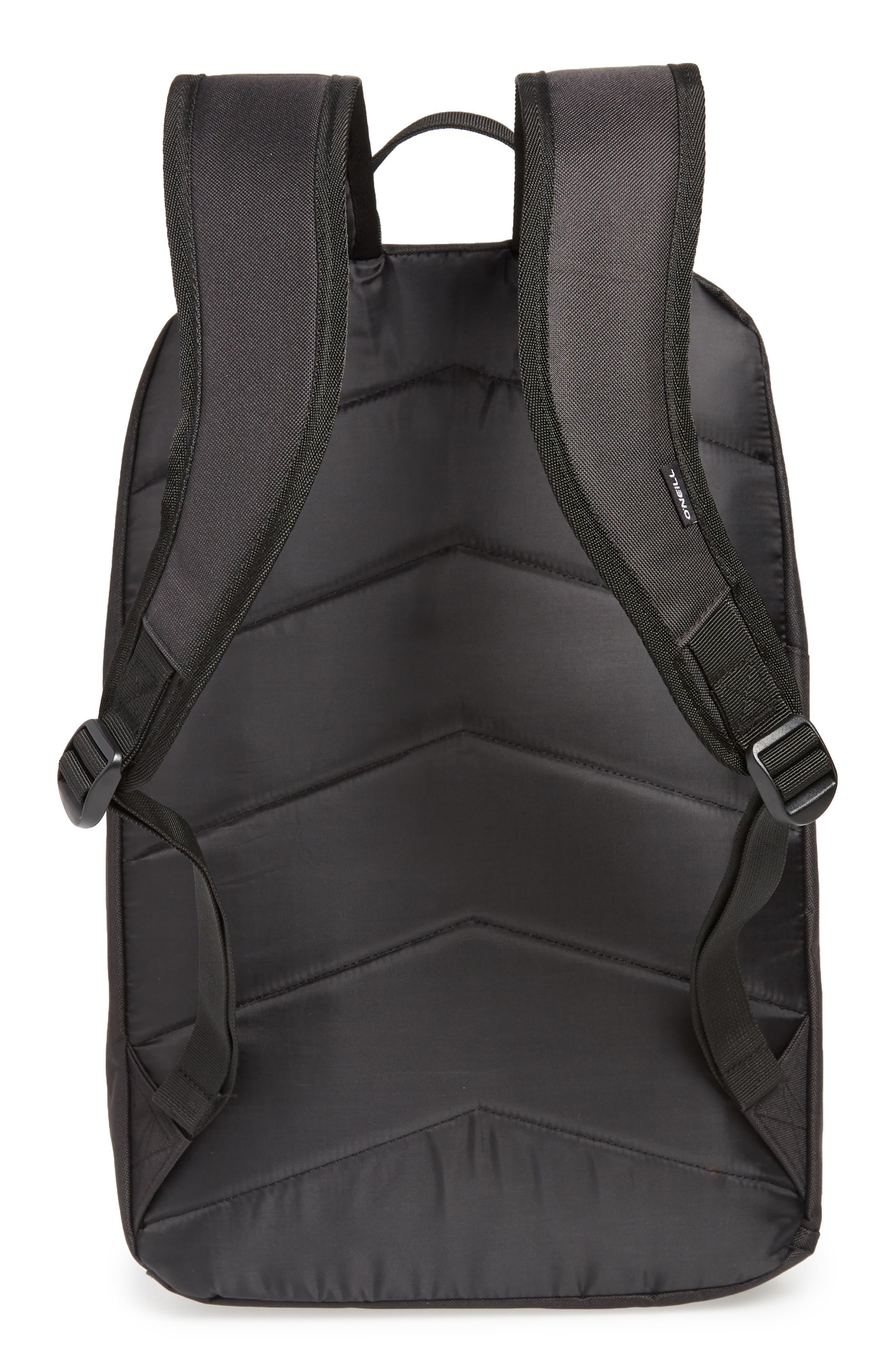 Transfer Backpack,                             Alternate thumbnail 3, color,                             BLACK