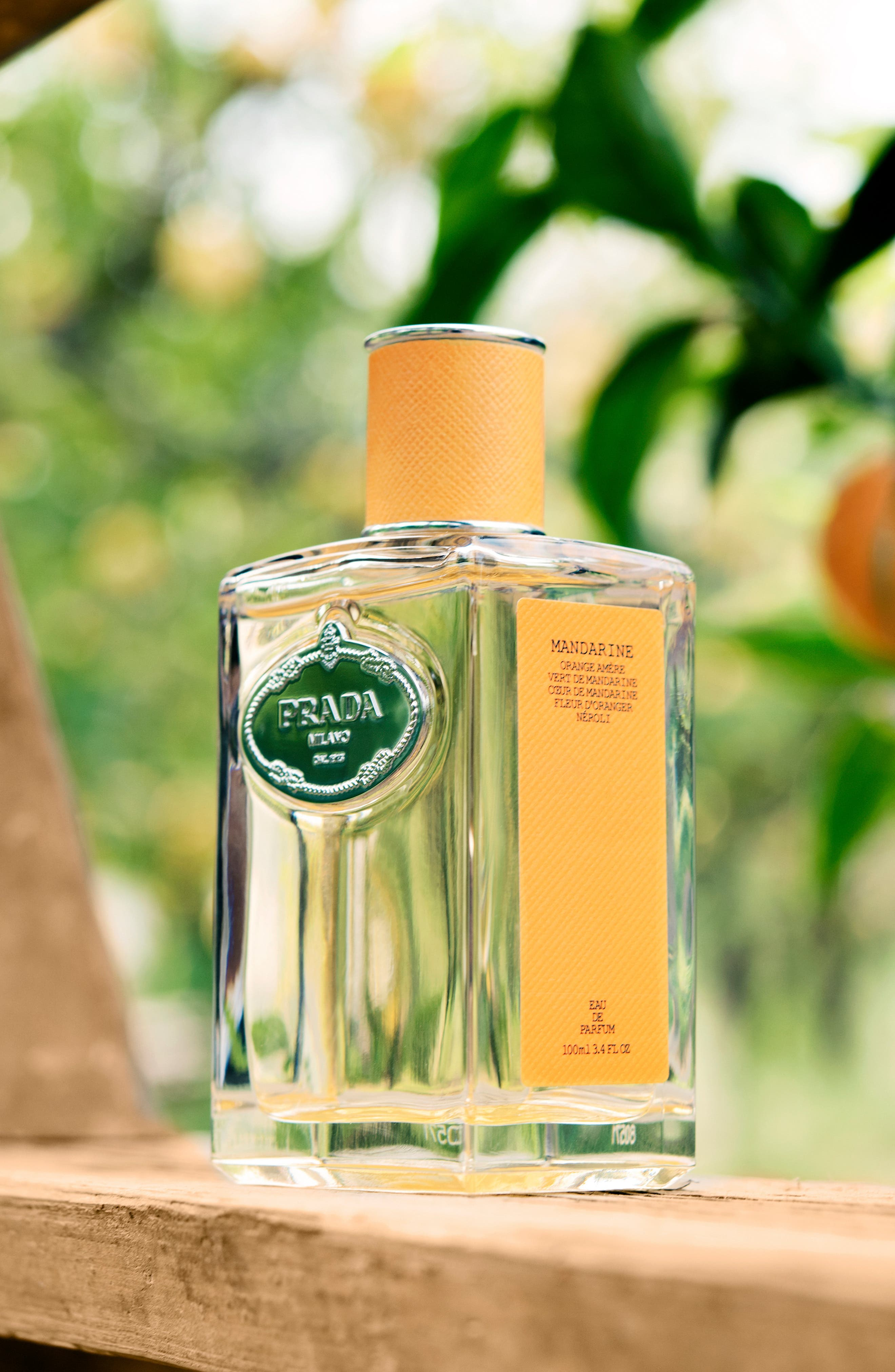 PRADA,                             Les Infusions Mandarine Eau de Parfum,                             Alternate thumbnail 5, color,                             NO COLOR