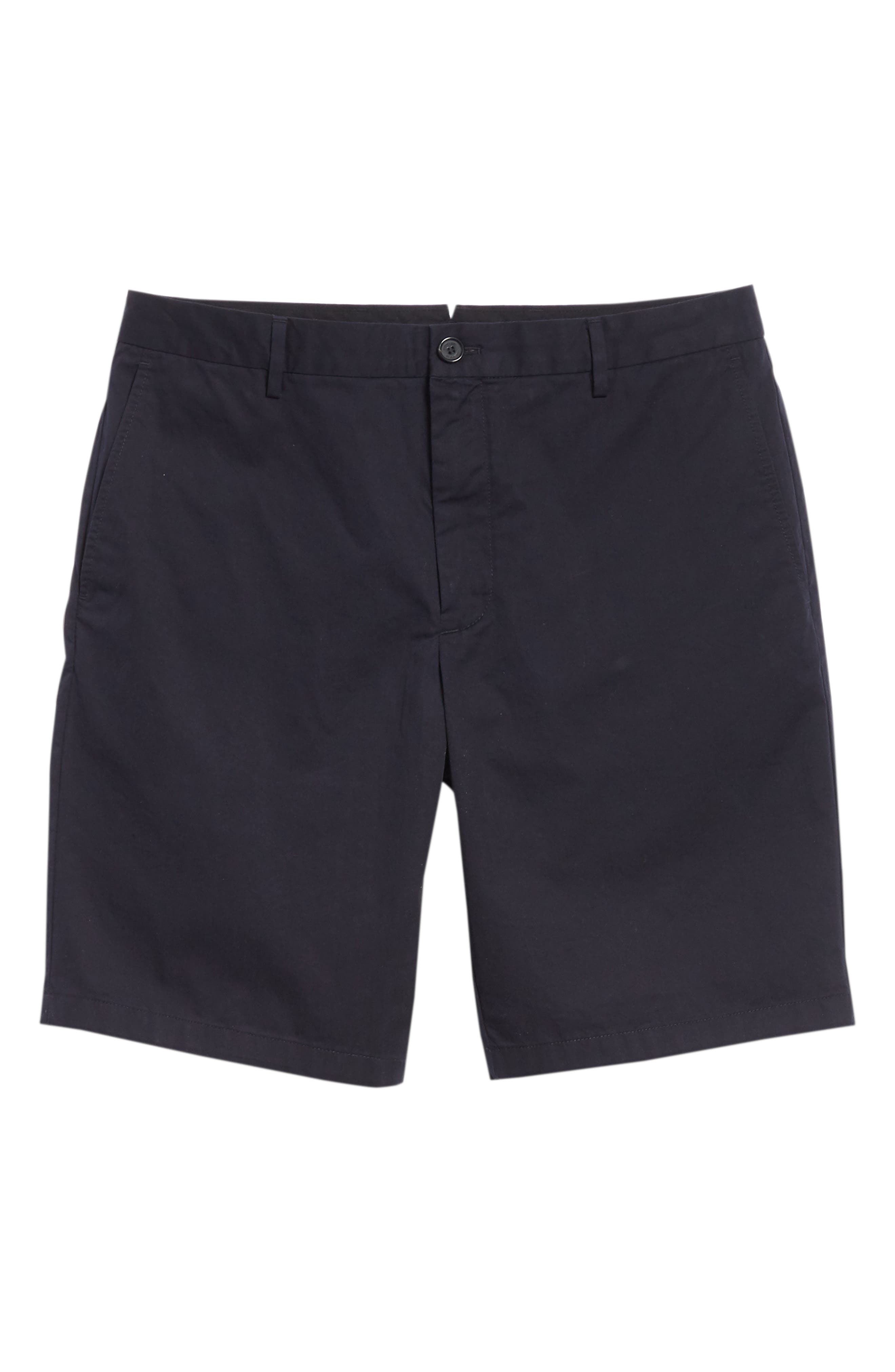 Stanhope Chino Shorts,                             Alternate thumbnail 6, color,                             INK