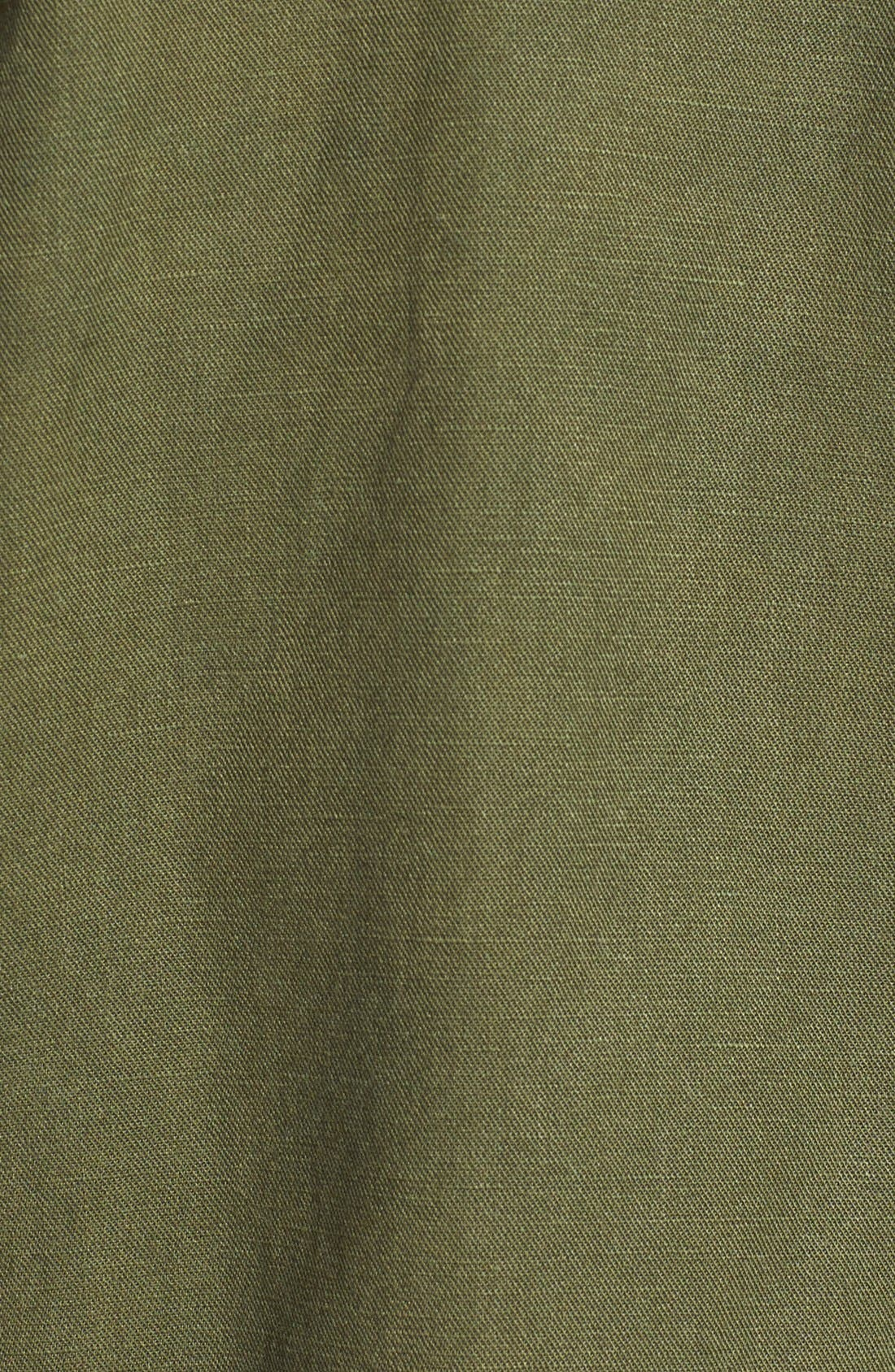 Tencel<sup>®</sup> & Linen Bomber Jacket,                             Alternate thumbnail 2, color,                             301