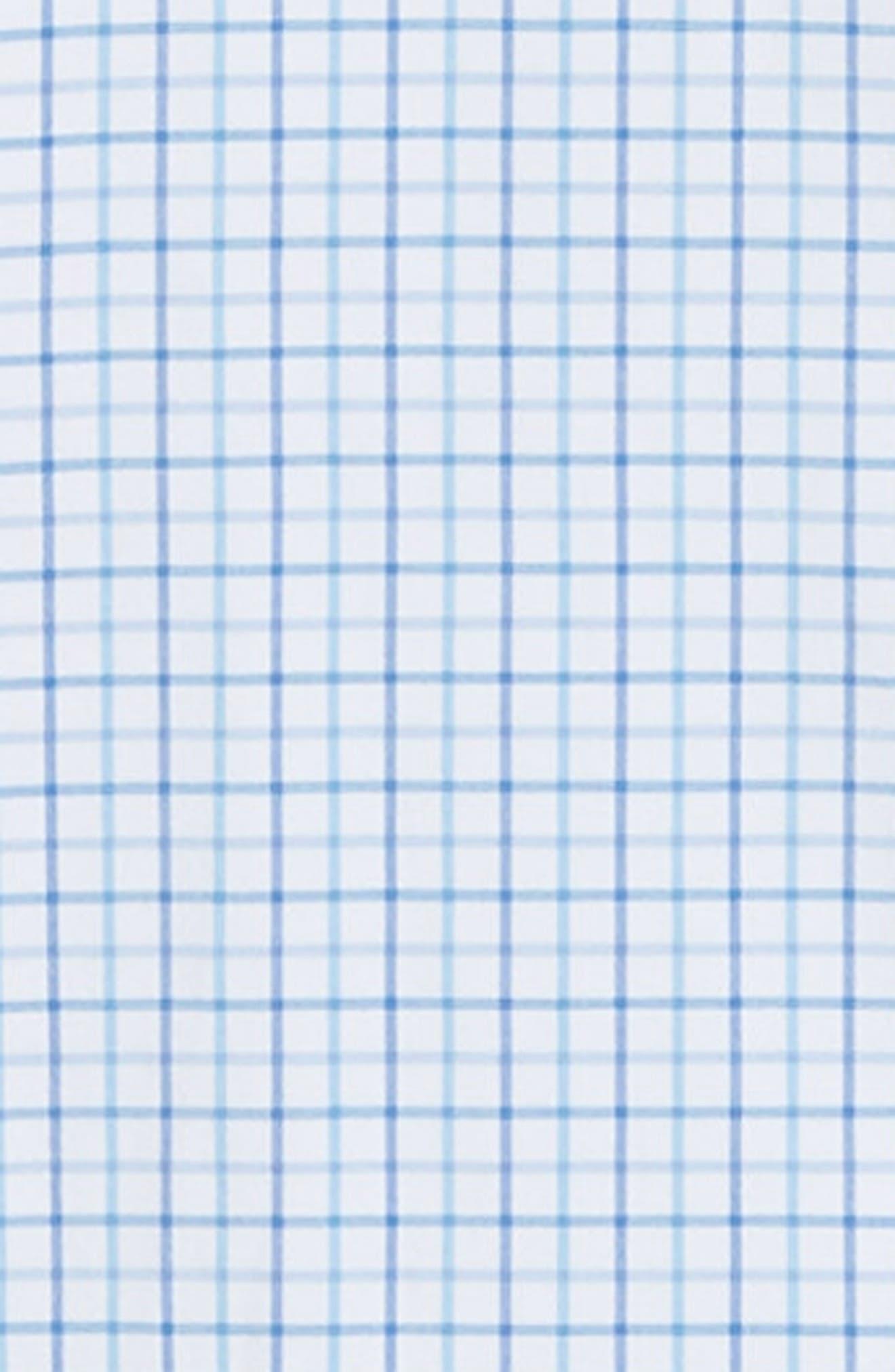 Pepperbush Regular Fit Plaid Sport Shirt,                             Alternate thumbnail 6, color,                             427