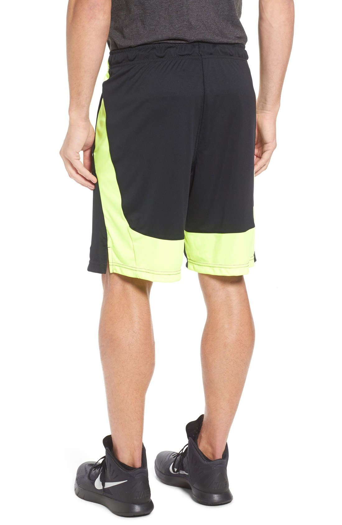 'Fly' Dri-FIT Training Shorts,                             Alternate thumbnail 34, color,