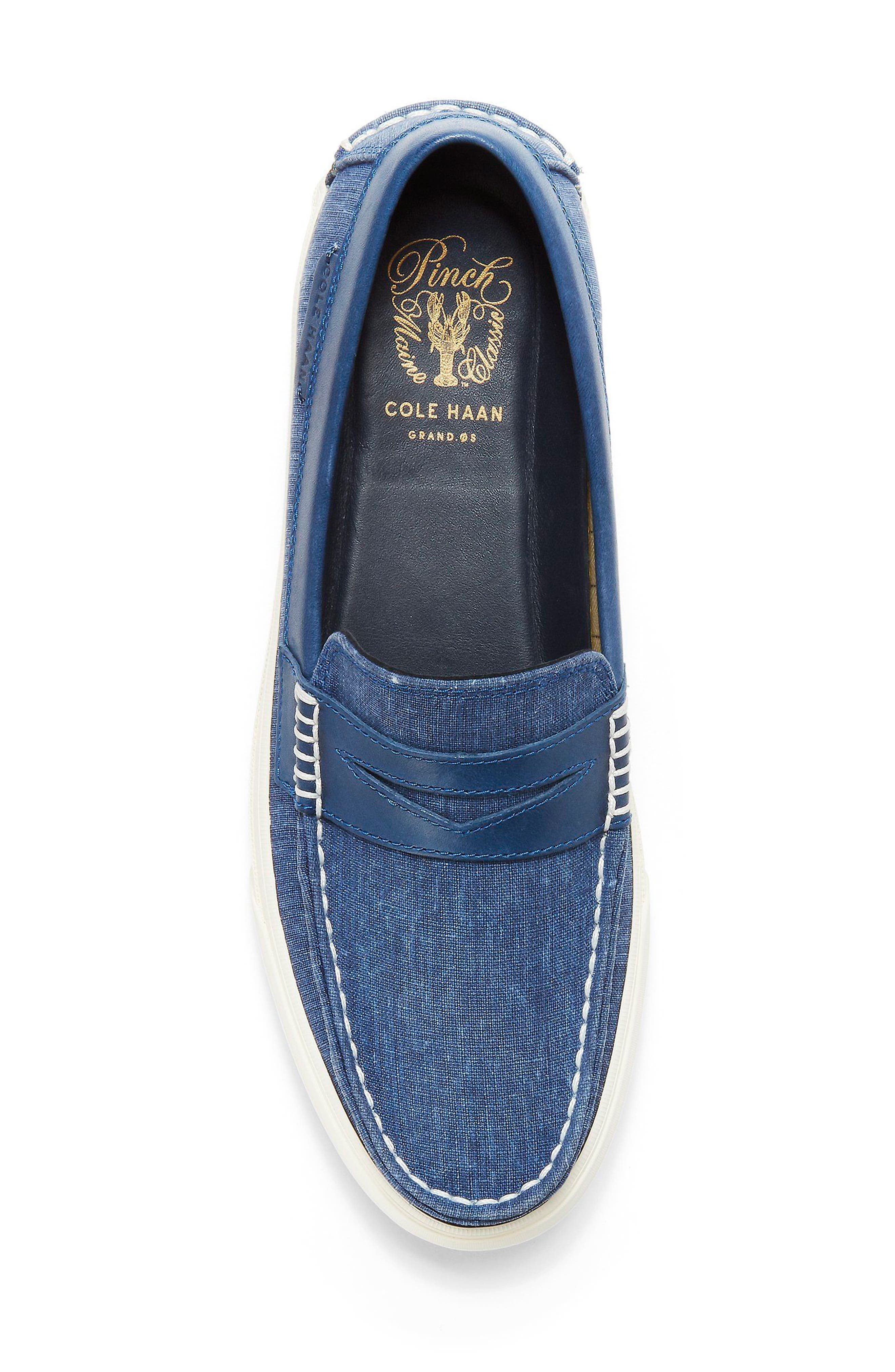 Pinch Weekend LX Penny Loafer,                             Alternate thumbnail 49, color,