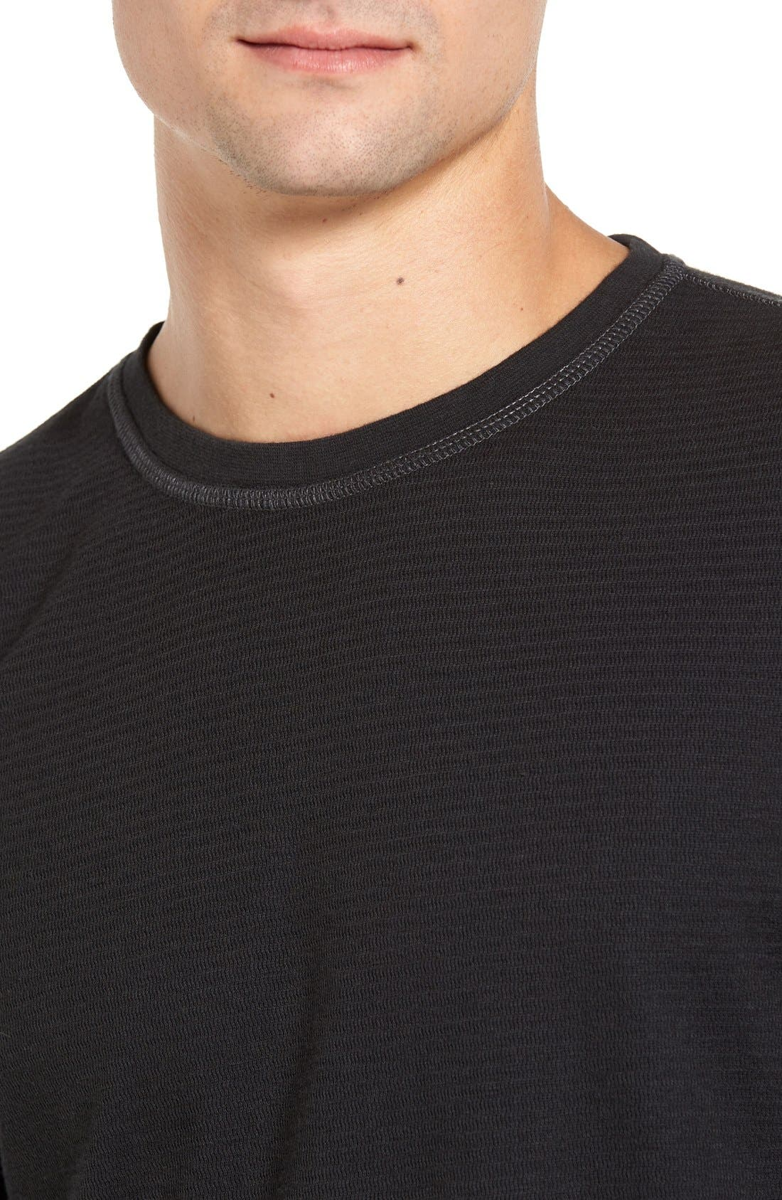 Larsen Zigzag Thermal T-Shirt,                             Alternate thumbnail 13, color,