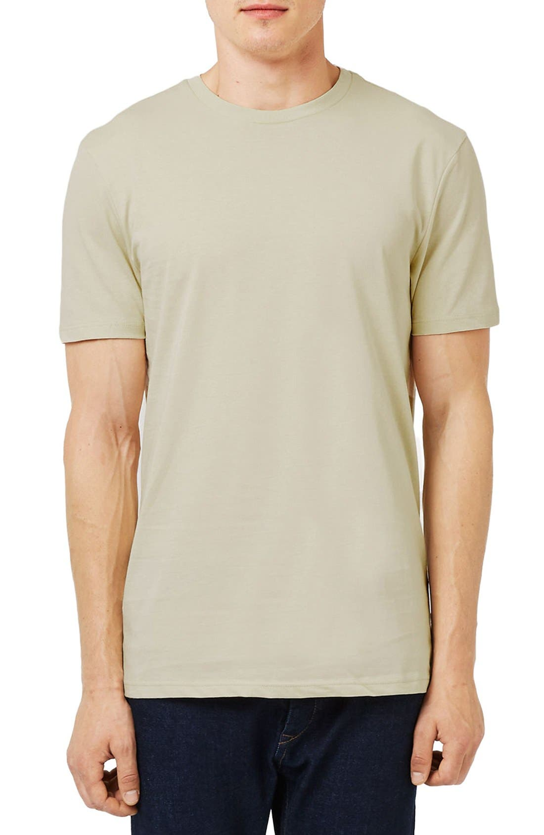 Slim Fit Crewneck T-Shirt,                             Main thumbnail 45, color,