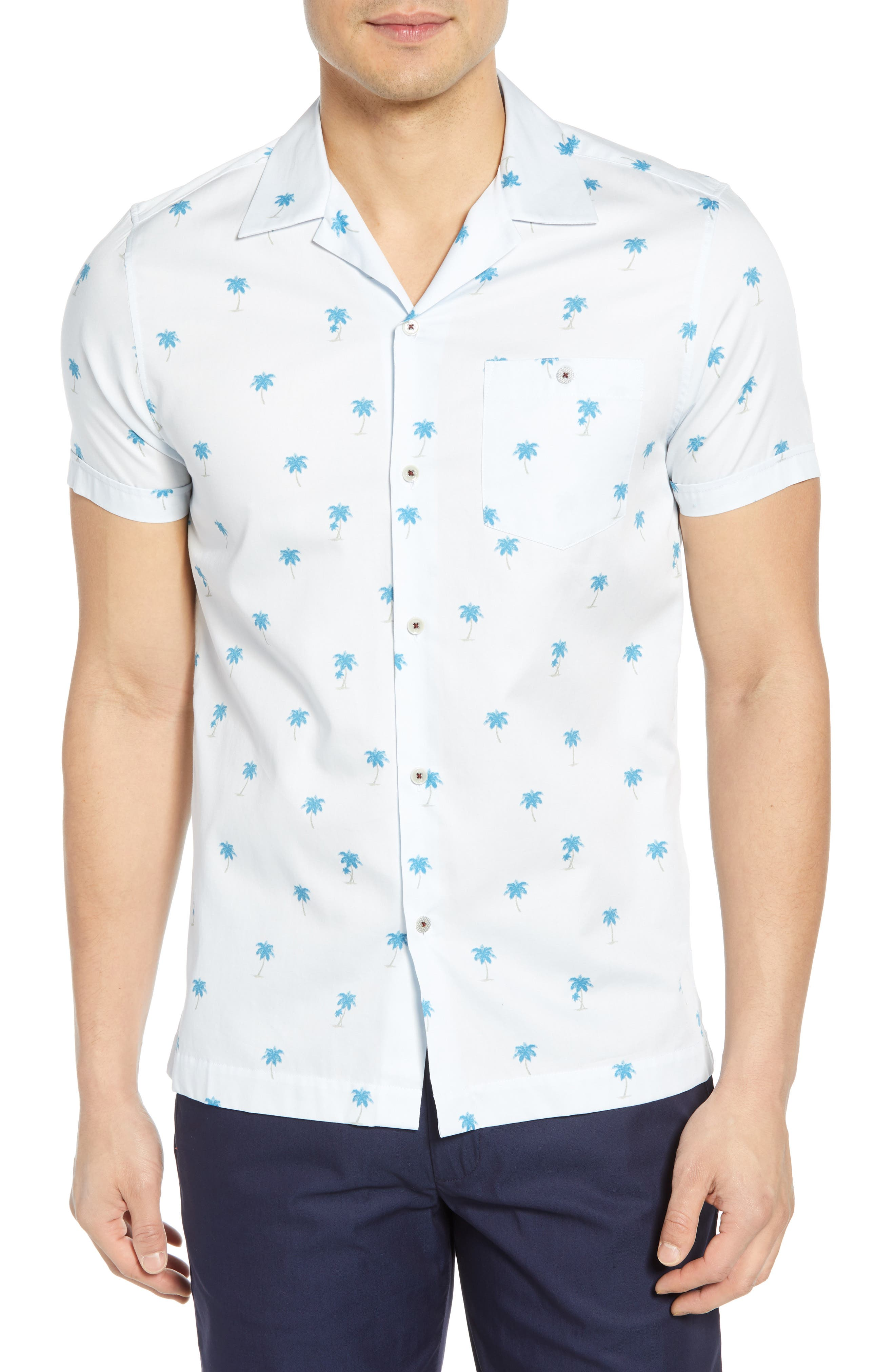 Toadtwo Slim Fit Sport Shirt by Ted Baker London