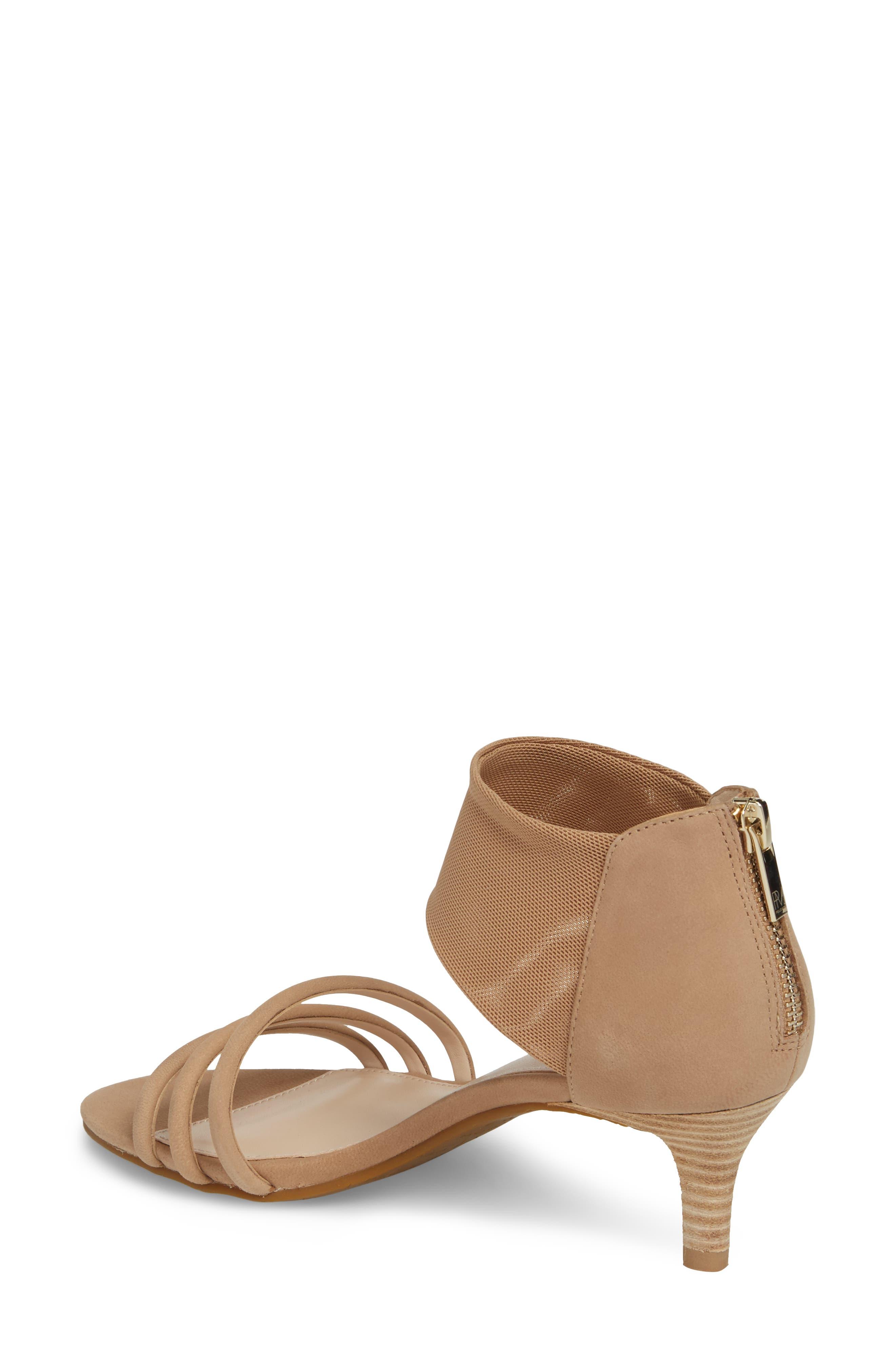 Berri Ankle Cuff Sandal,                             Alternate thumbnail 5, color,