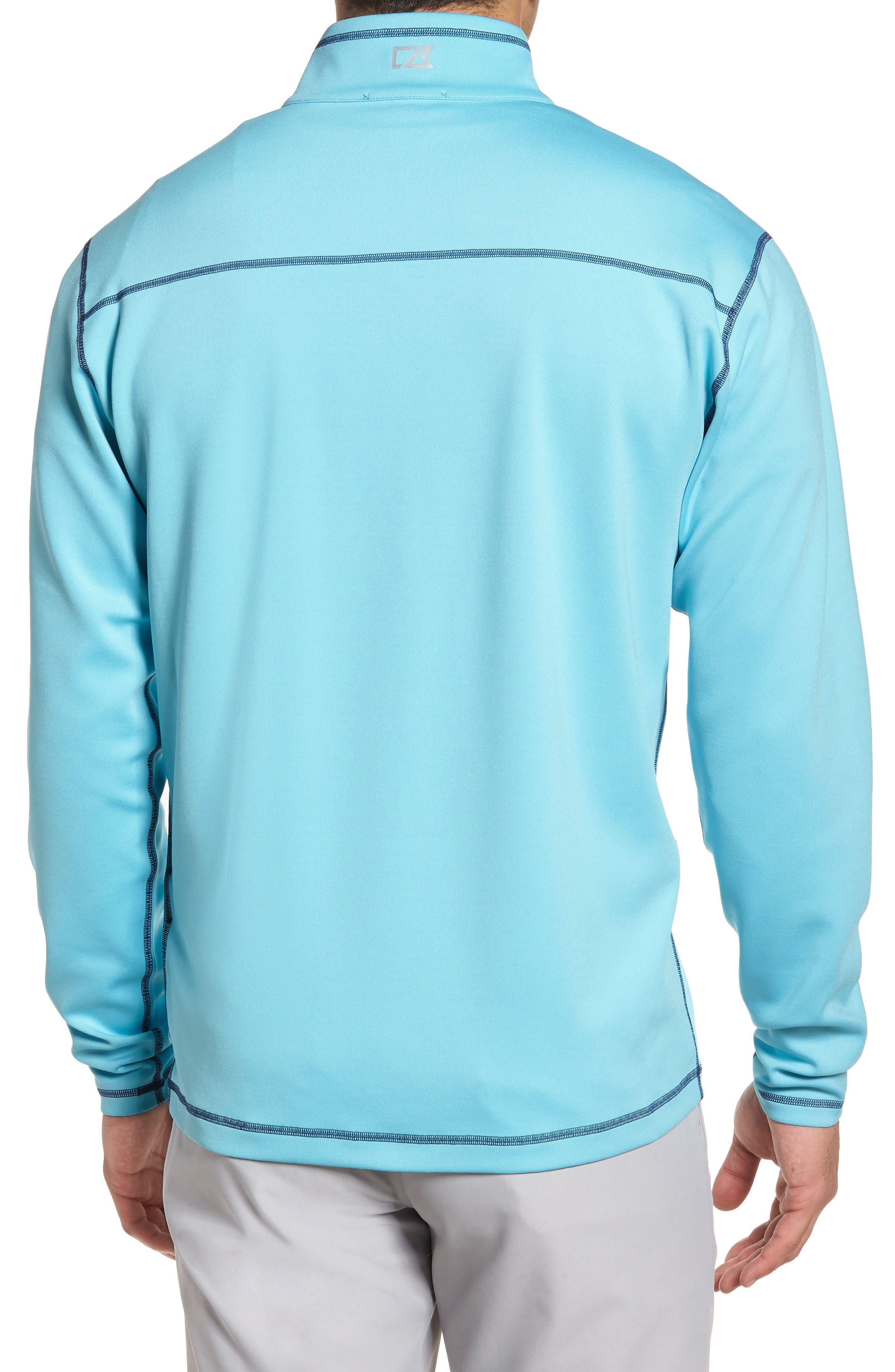 Evergreen Classic Fit DryTec Reversible Half Zip Pullover,                             Alternate thumbnail 2, color,                             473