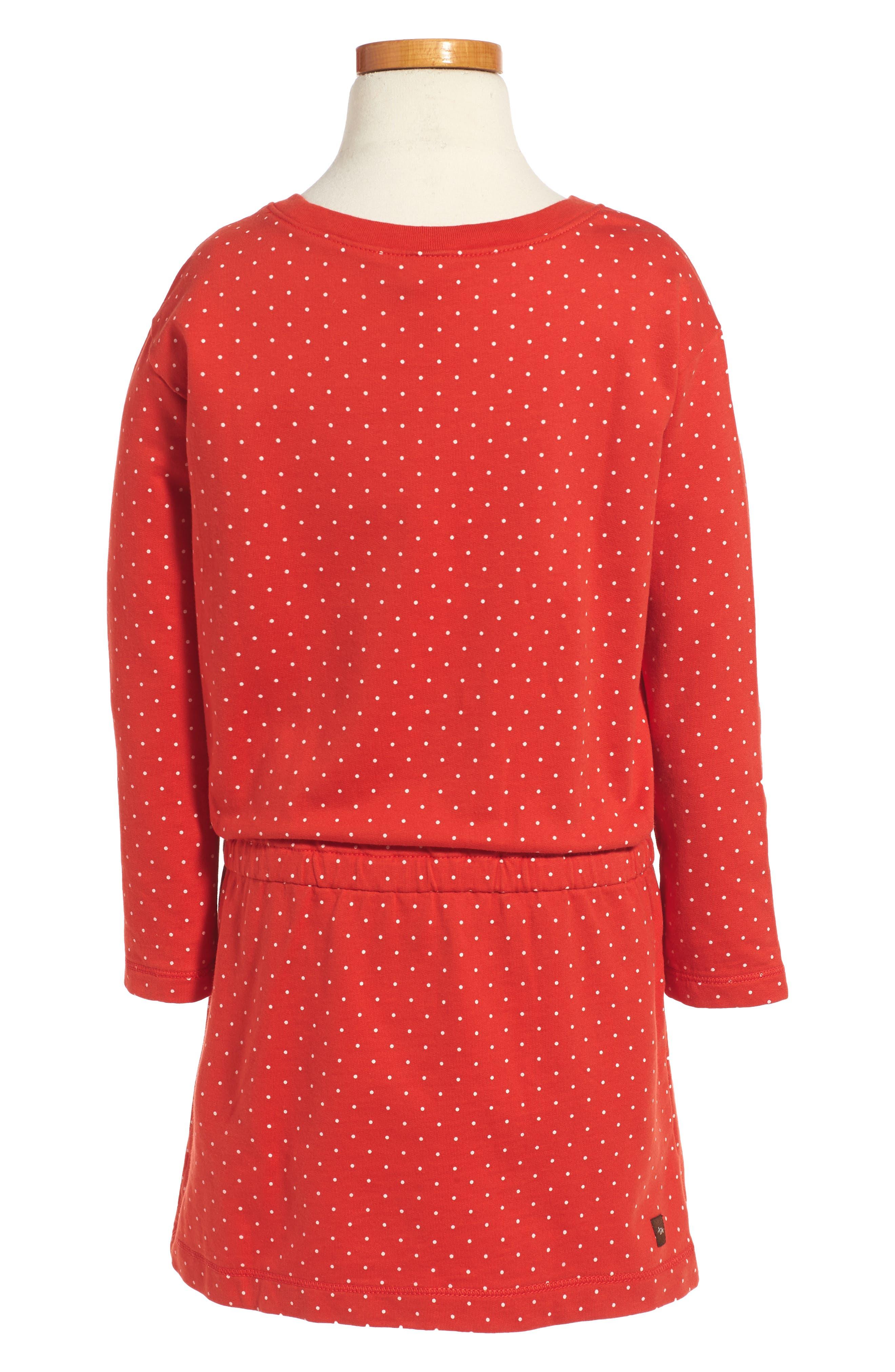 Dotty Dress,                             Alternate thumbnail 2, color,                             629