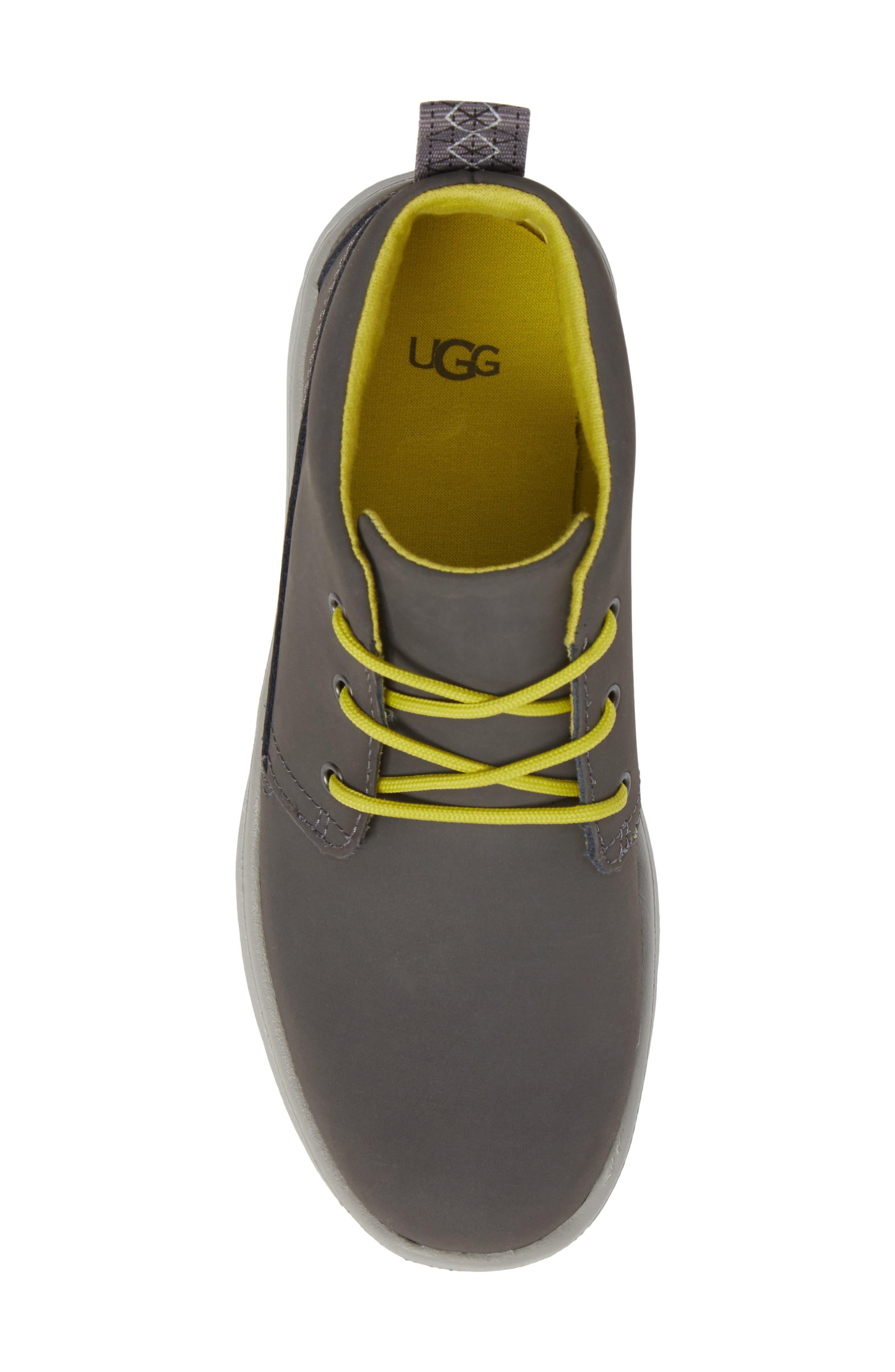 Canoe Water Resistant Chukka Sneaker,                             Alternate thumbnail 10, color,