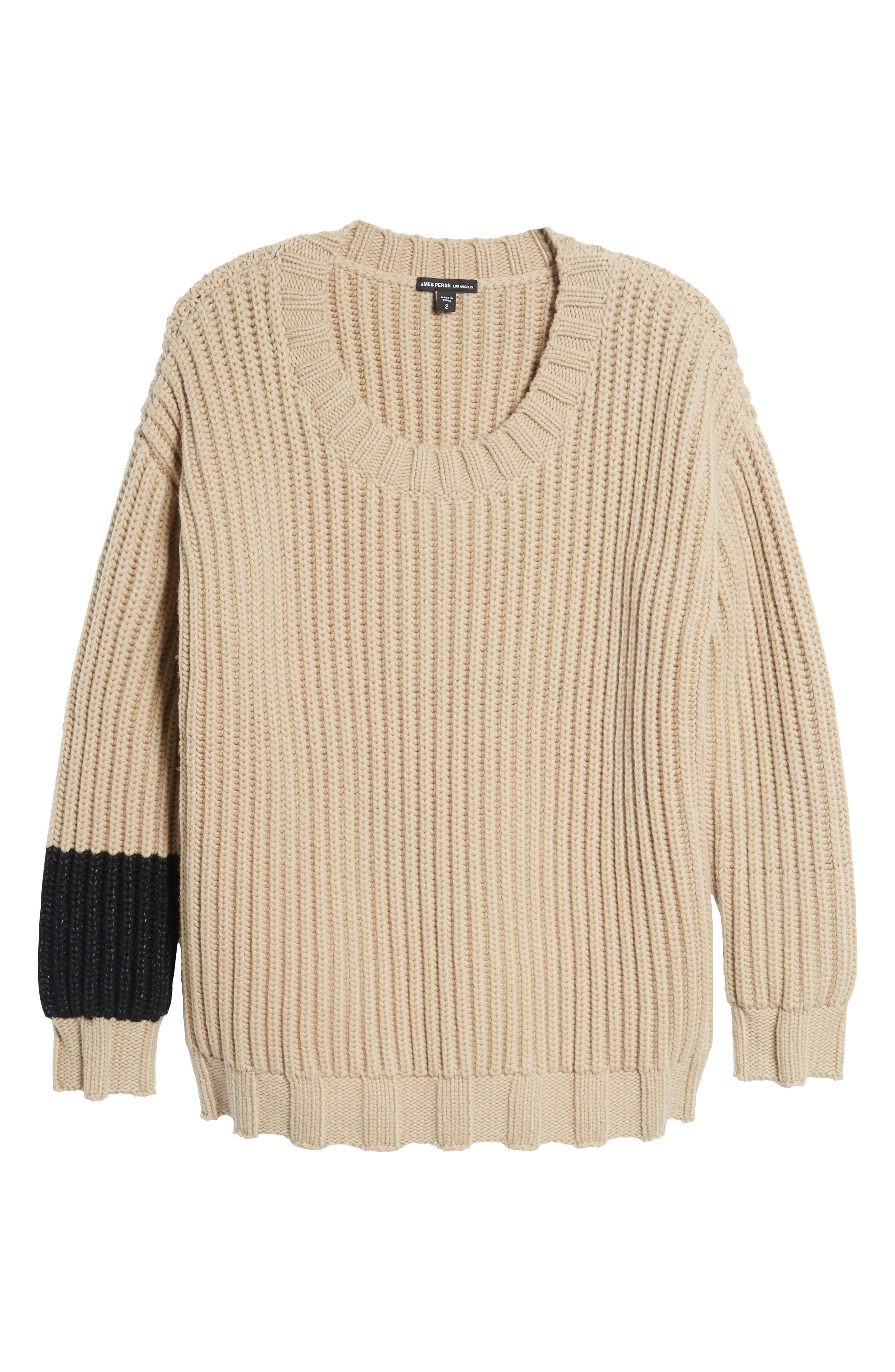 Chunky Armband Sweater,                             Alternate thumbnail 12, color,