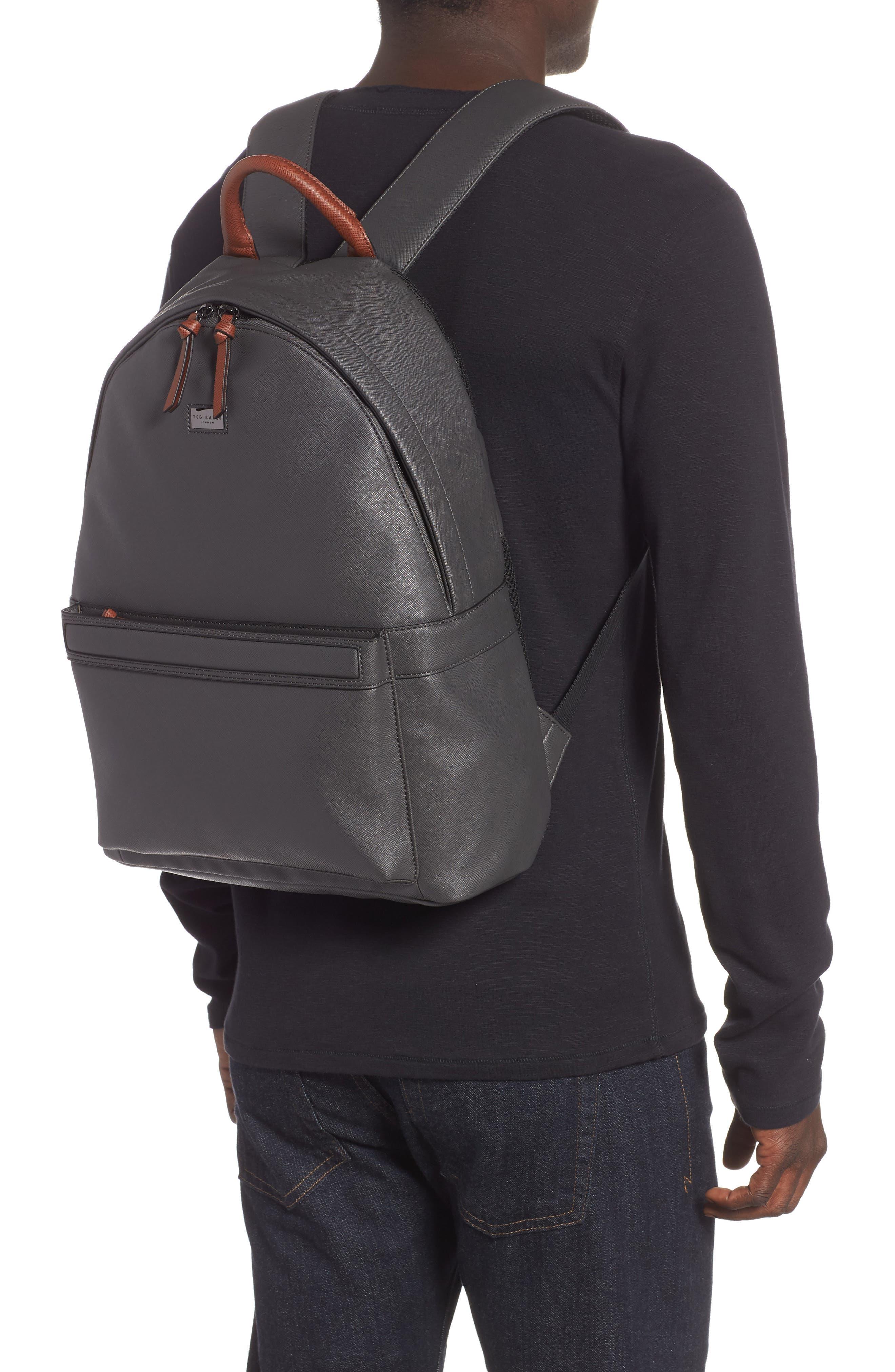 Crossgrain Backpack,                             Alternate thumbnail 2, color,                             CHARCOAL