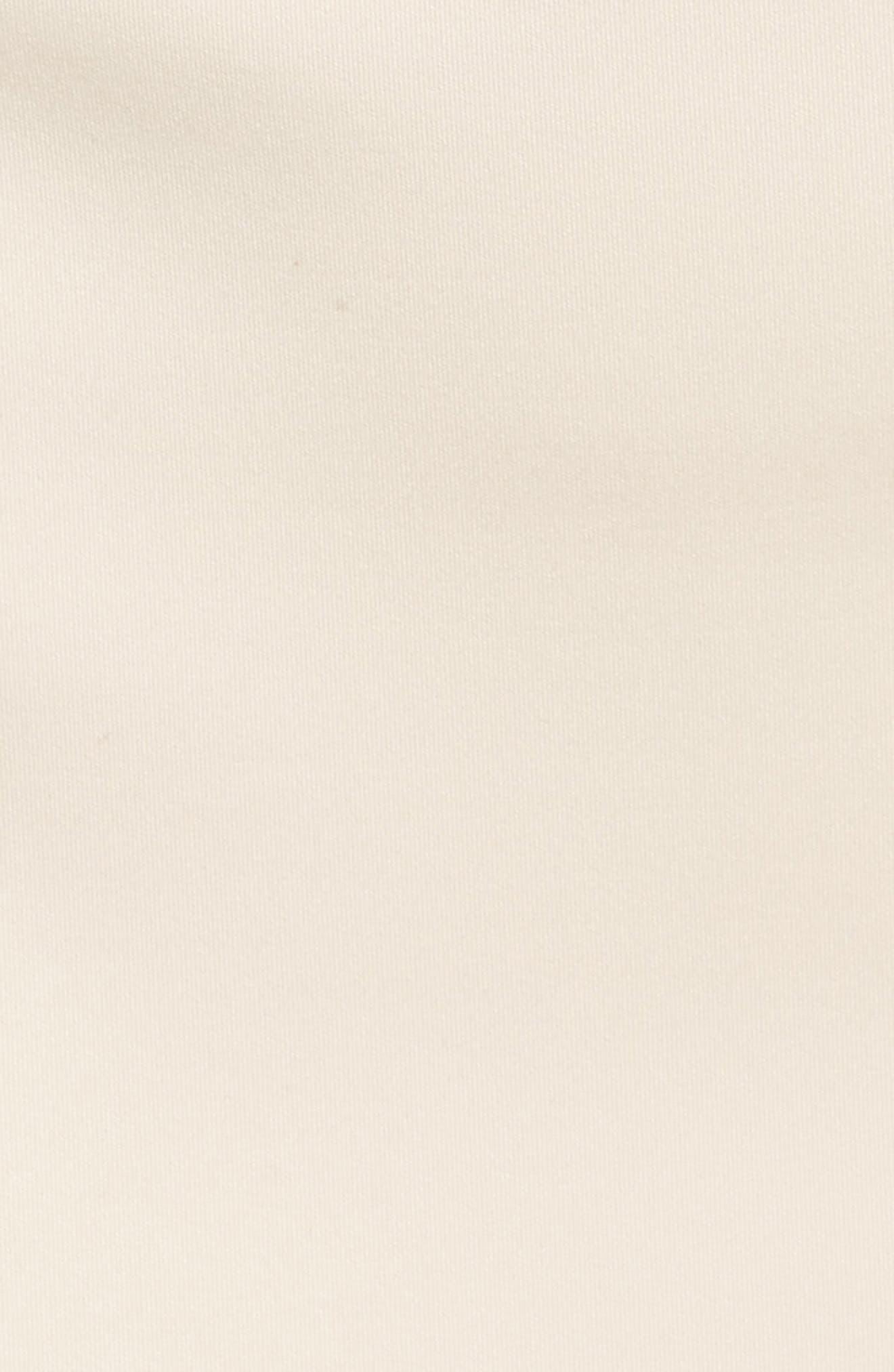 Sequin Appliqué Neoprene Sheath Dress,                             Alternate thumbnail 6, color,                             250