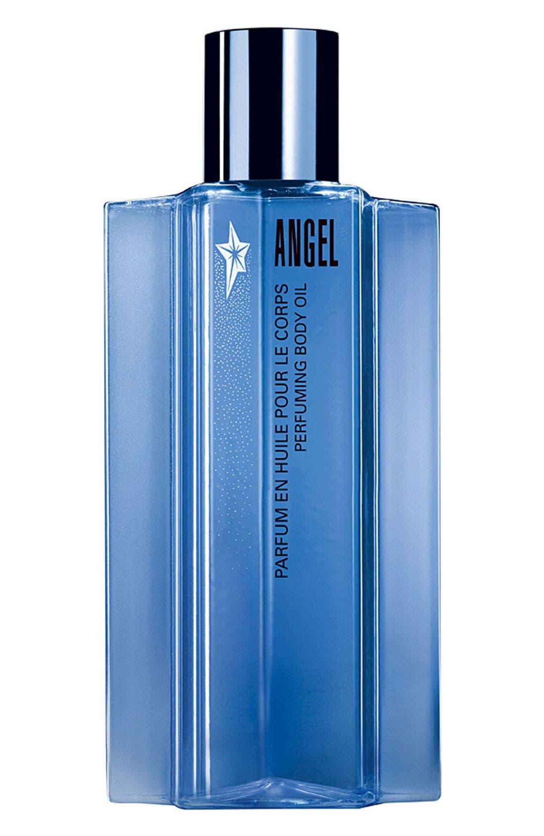 Angel by Mugler Perfuming Body Oil,                             Main thumbnail 1, color,                             NO COLOR