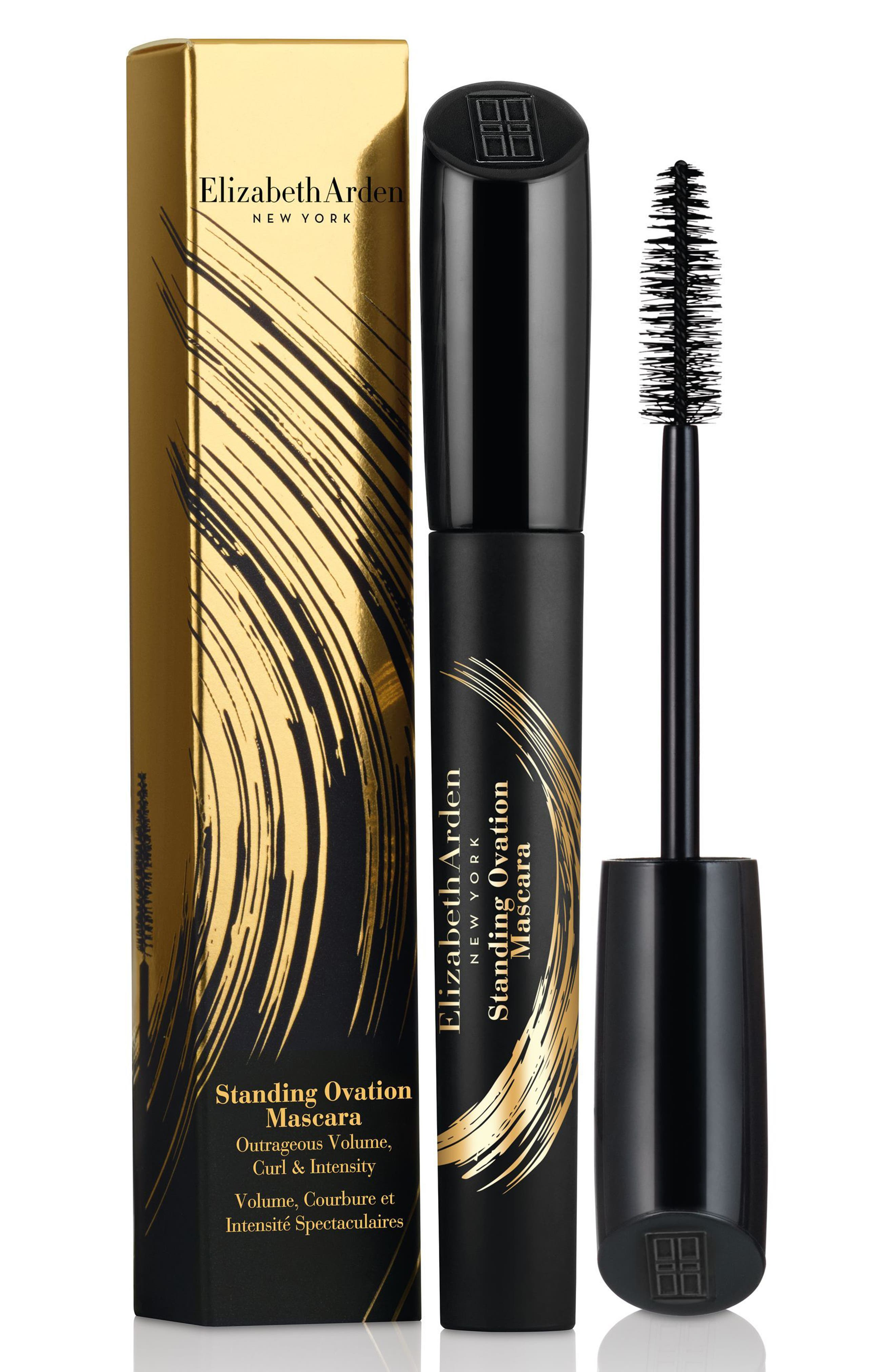 Standing Ovation Mascara,                         Main,                         color, 001