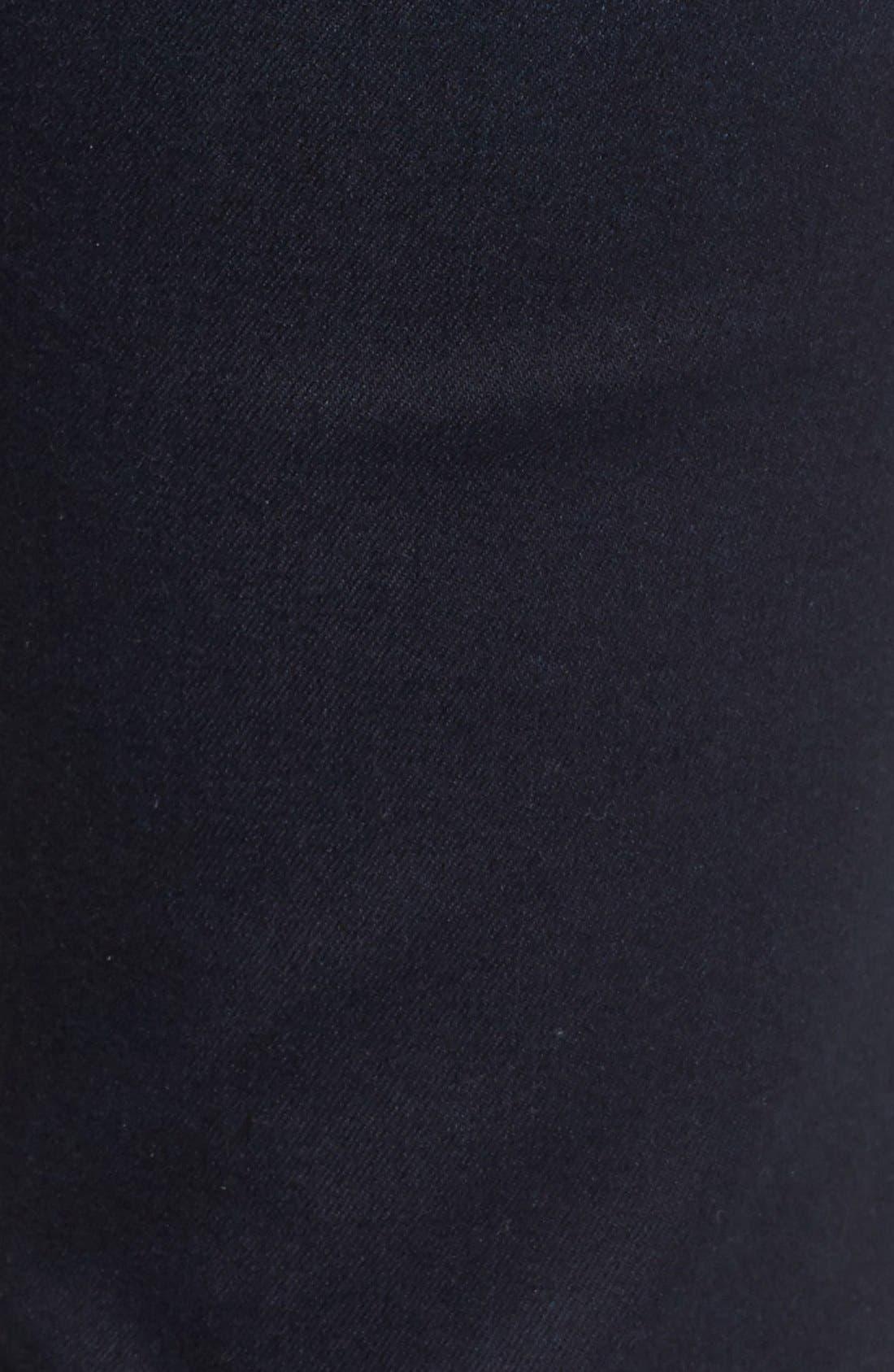 'b(air) - Kimmie' Straight Leg Jeans,                             Alternate thumbnail 5, color,                             400