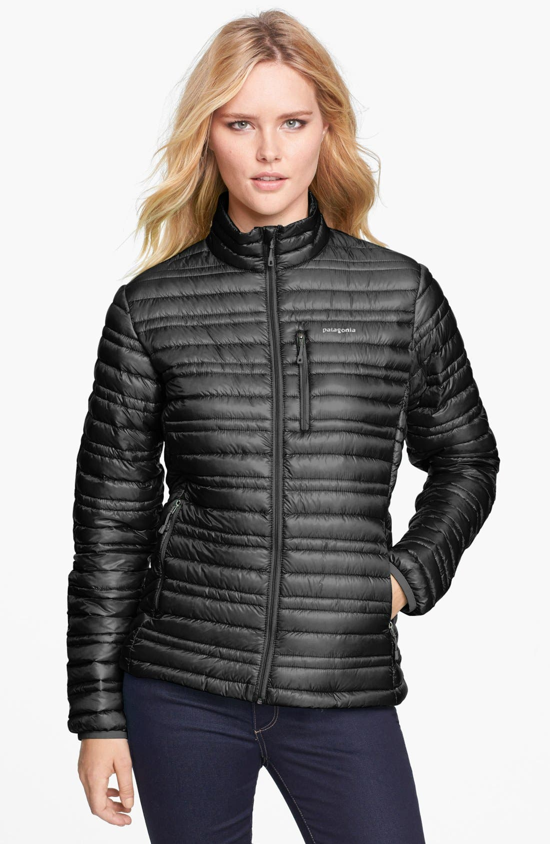 'Ultralight' Down Jacket, Main, color, 001