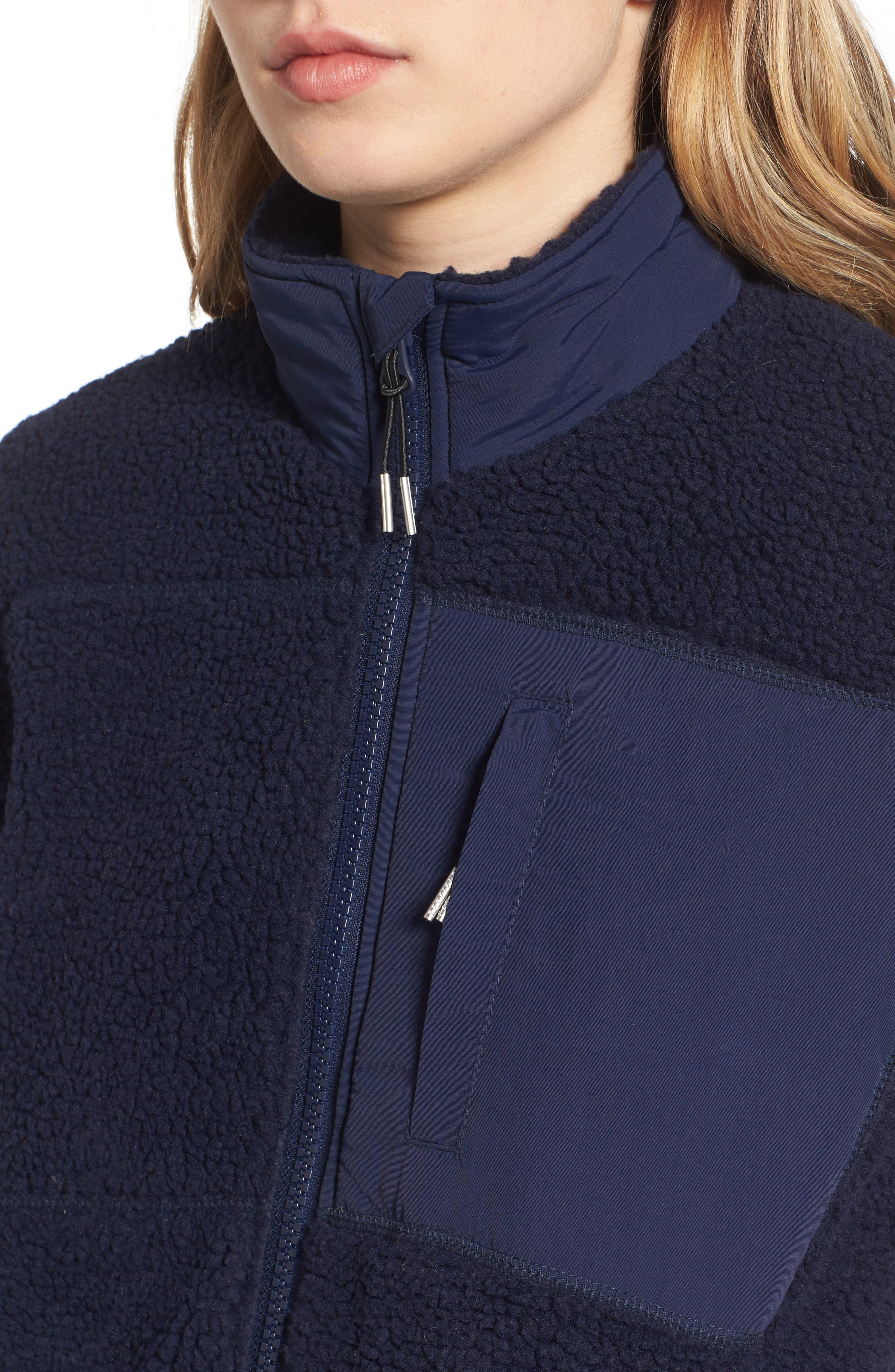 Mattawa Fleece Jacket,                             Alternate thumbnail 8, color,