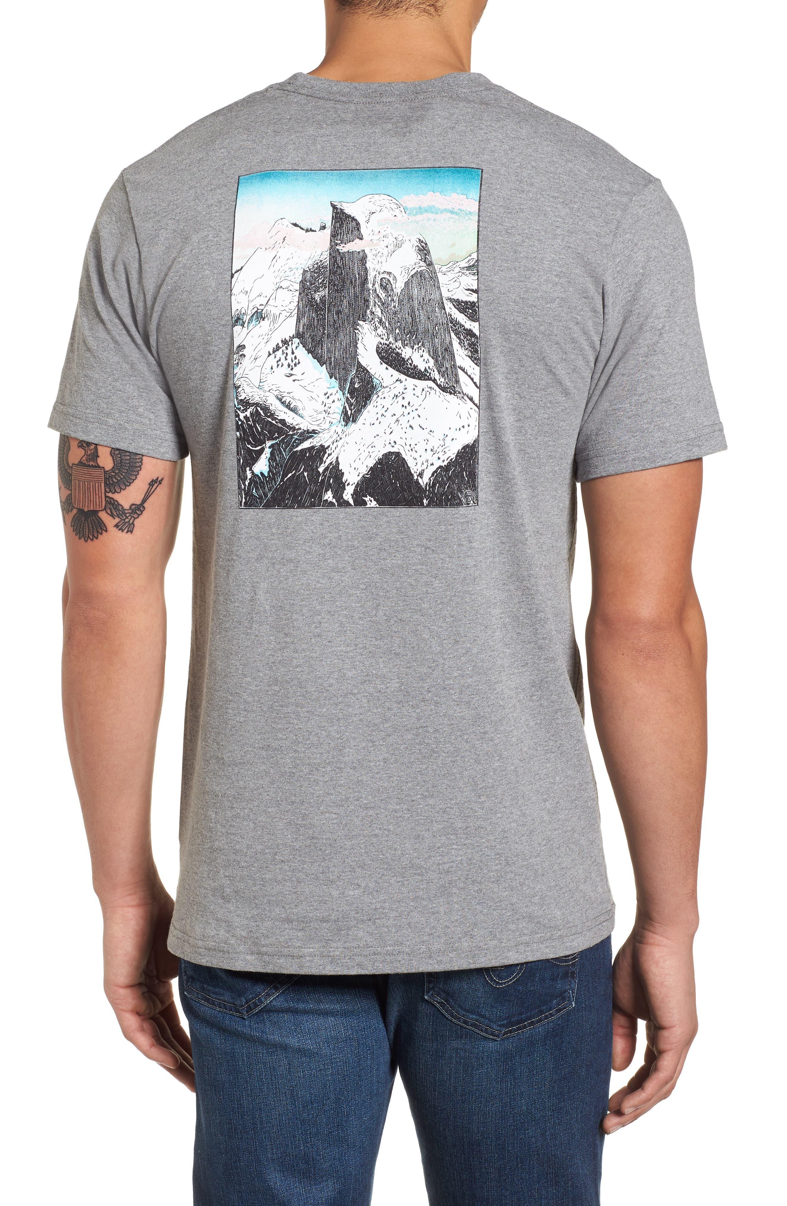 Glacier View Rising Responsibili-Tee T-Shirt,                             Alternate thumbnail 2, color,                             020