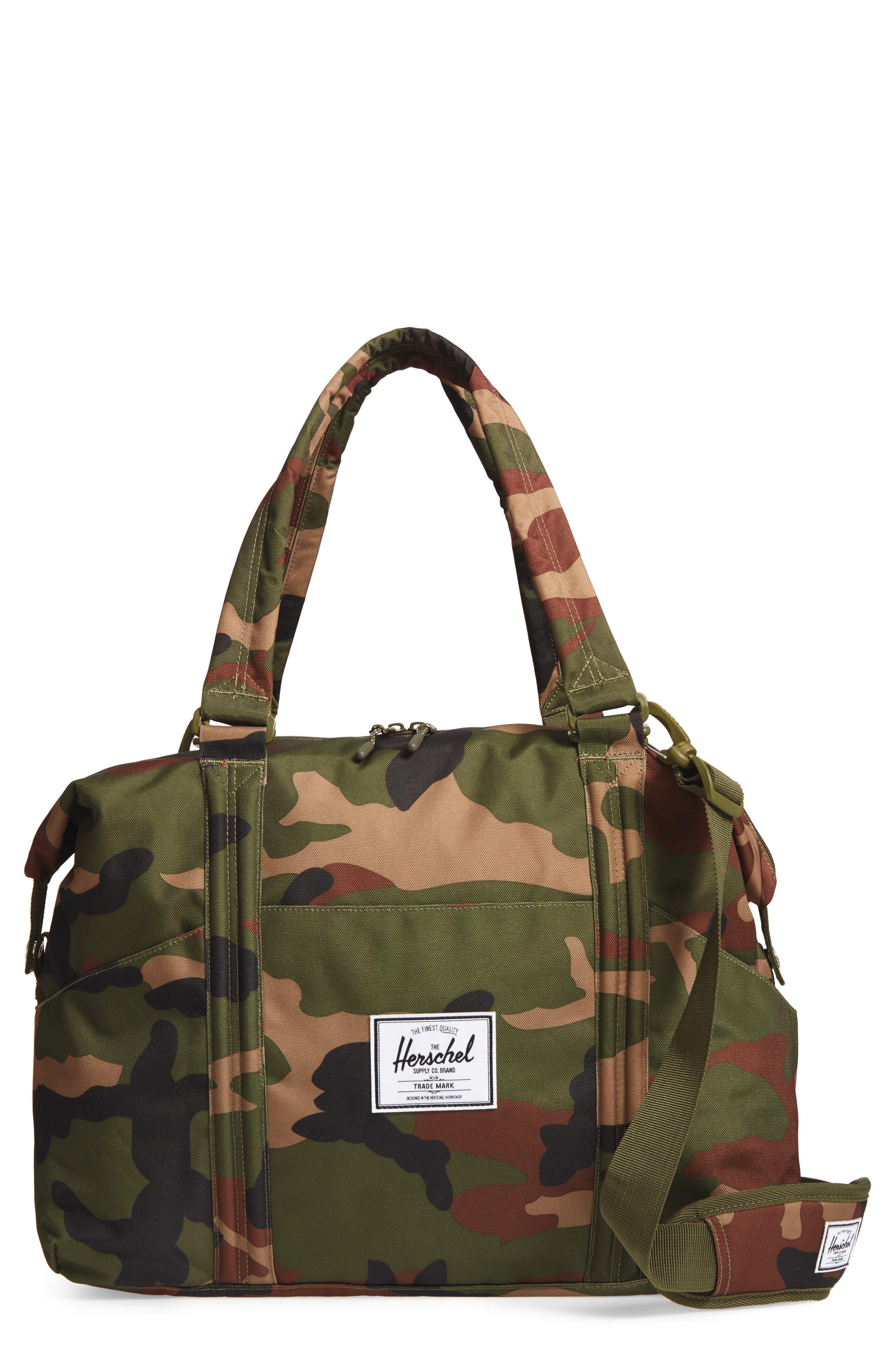 Sprout Diaper Bag,                         Main,                         color, WOODLAND CAMO