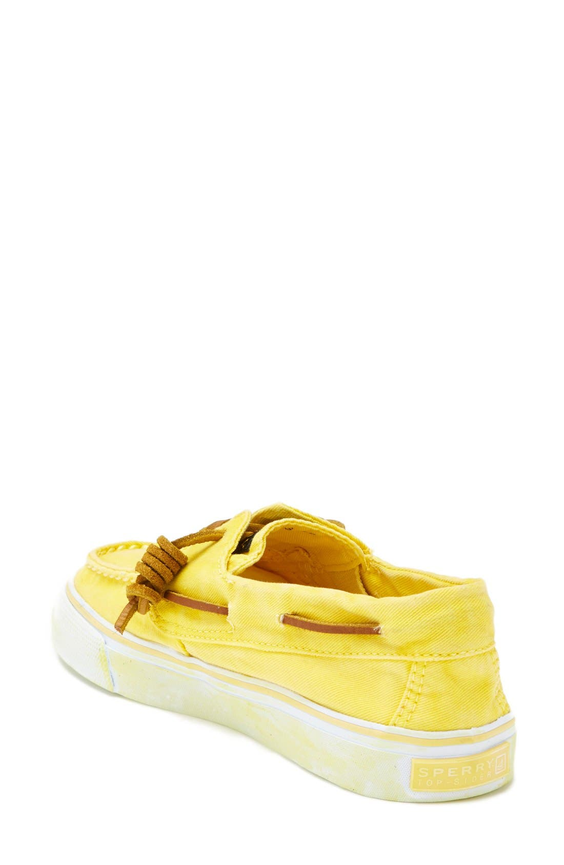Top-Sider<sup>®</sup> 'Bahama' Sequined Boat Shoe,                             Alternate thumbnail 124, color,