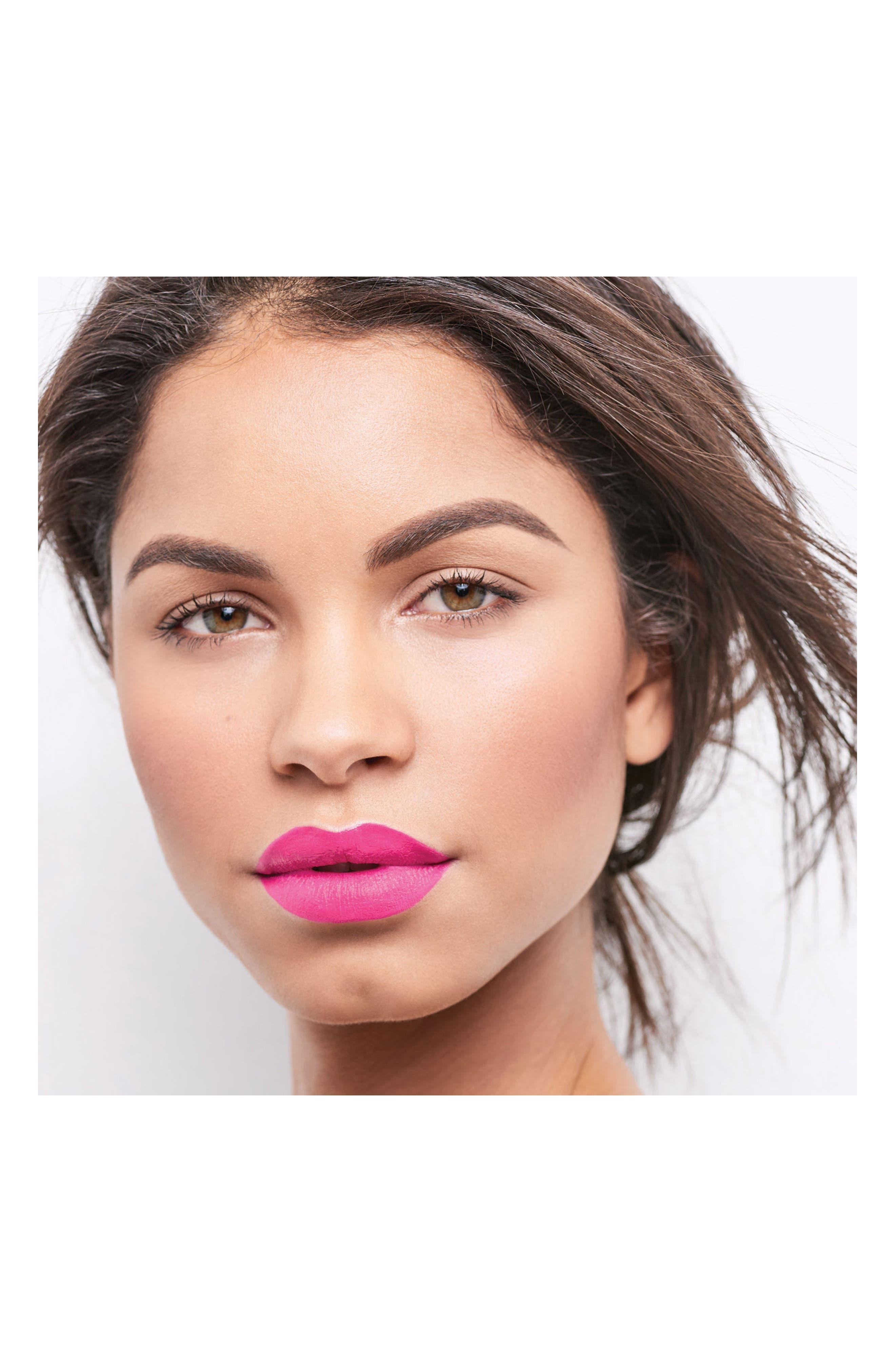 Statement<sup>™</sup> Matte Liquid Lipstick,                             Alternate thumbnail 5, color,                             OMG