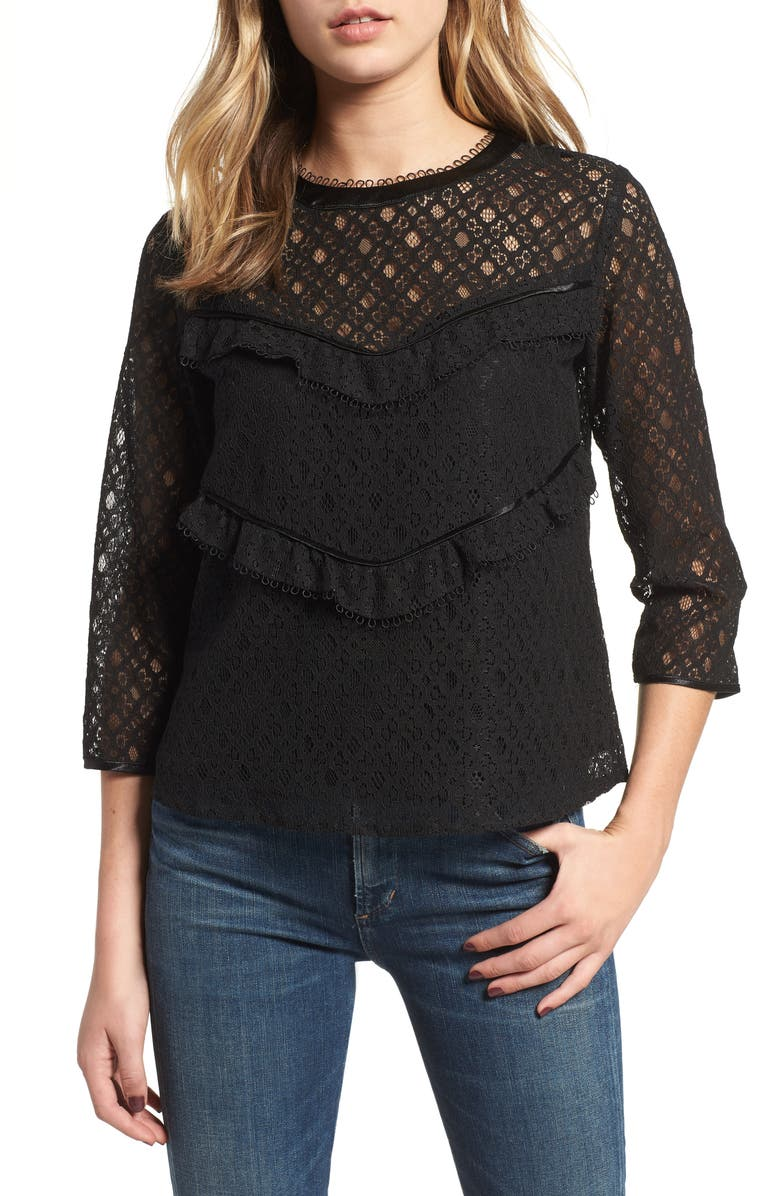Heartloom ESME LACE TOP