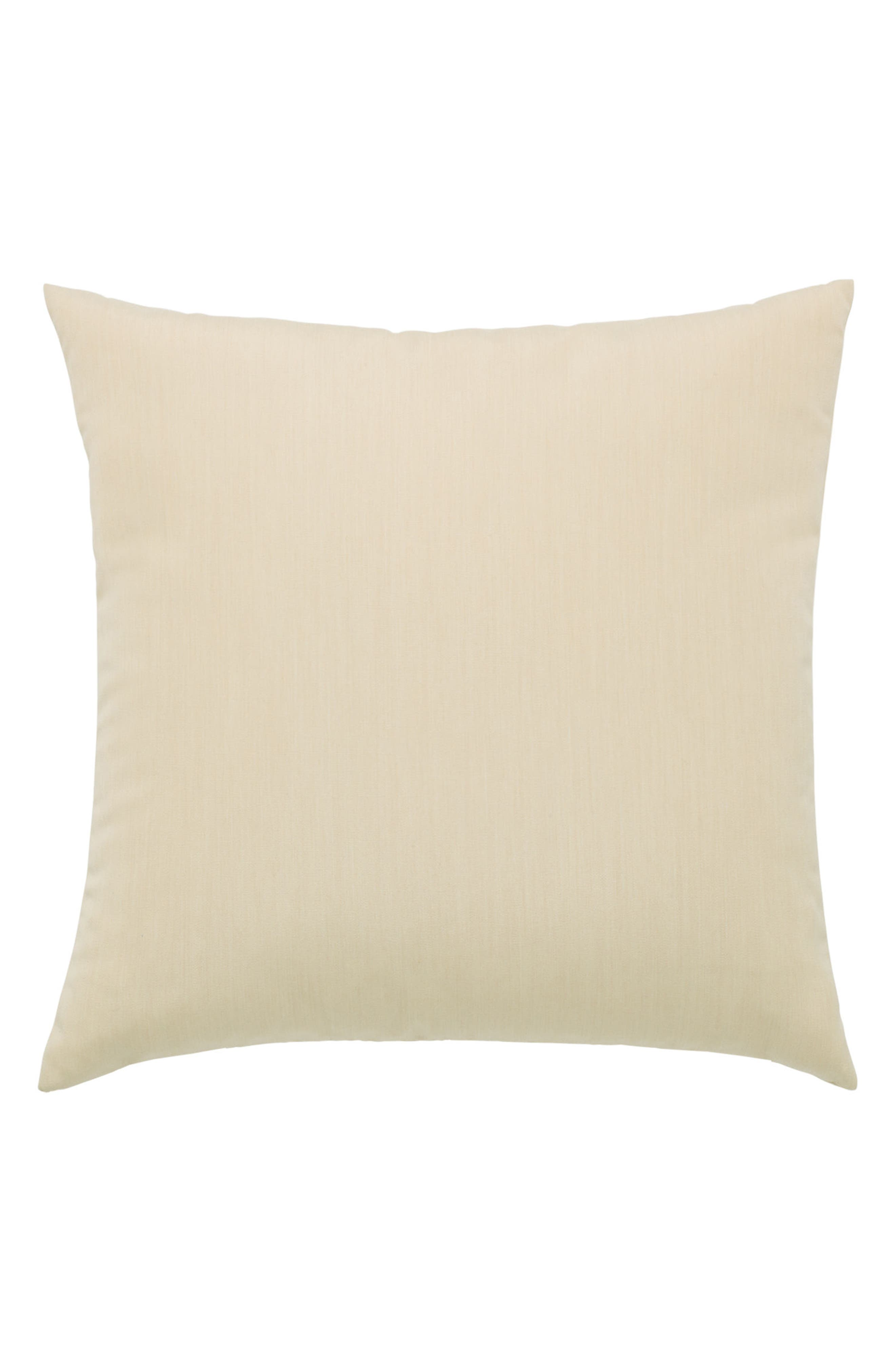 Coral Sun Indoor/Outdoor Accent Pillow,                             Alternate thumbnail 2, color,                             ORANGE