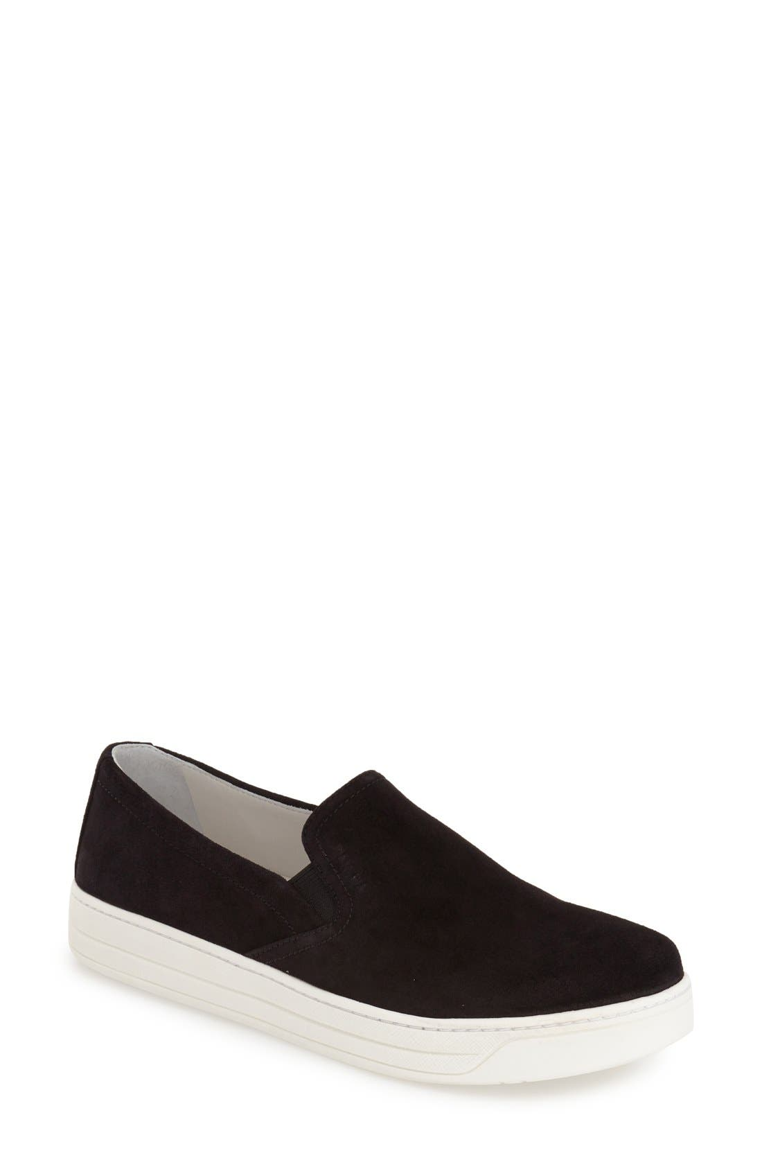 Slip-On Sneaker,                             Main thumbnail 4, color,