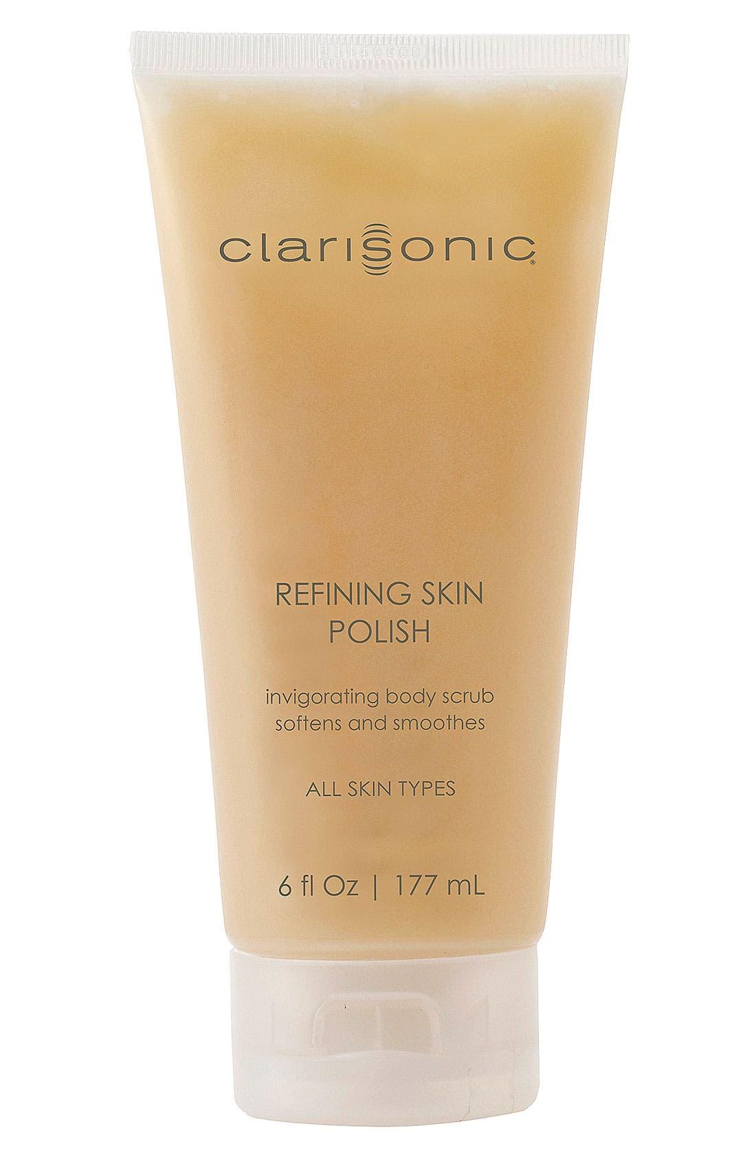 Refining Skin Polish Body Scrub,                             Main thumbnail 1, color,                             000
