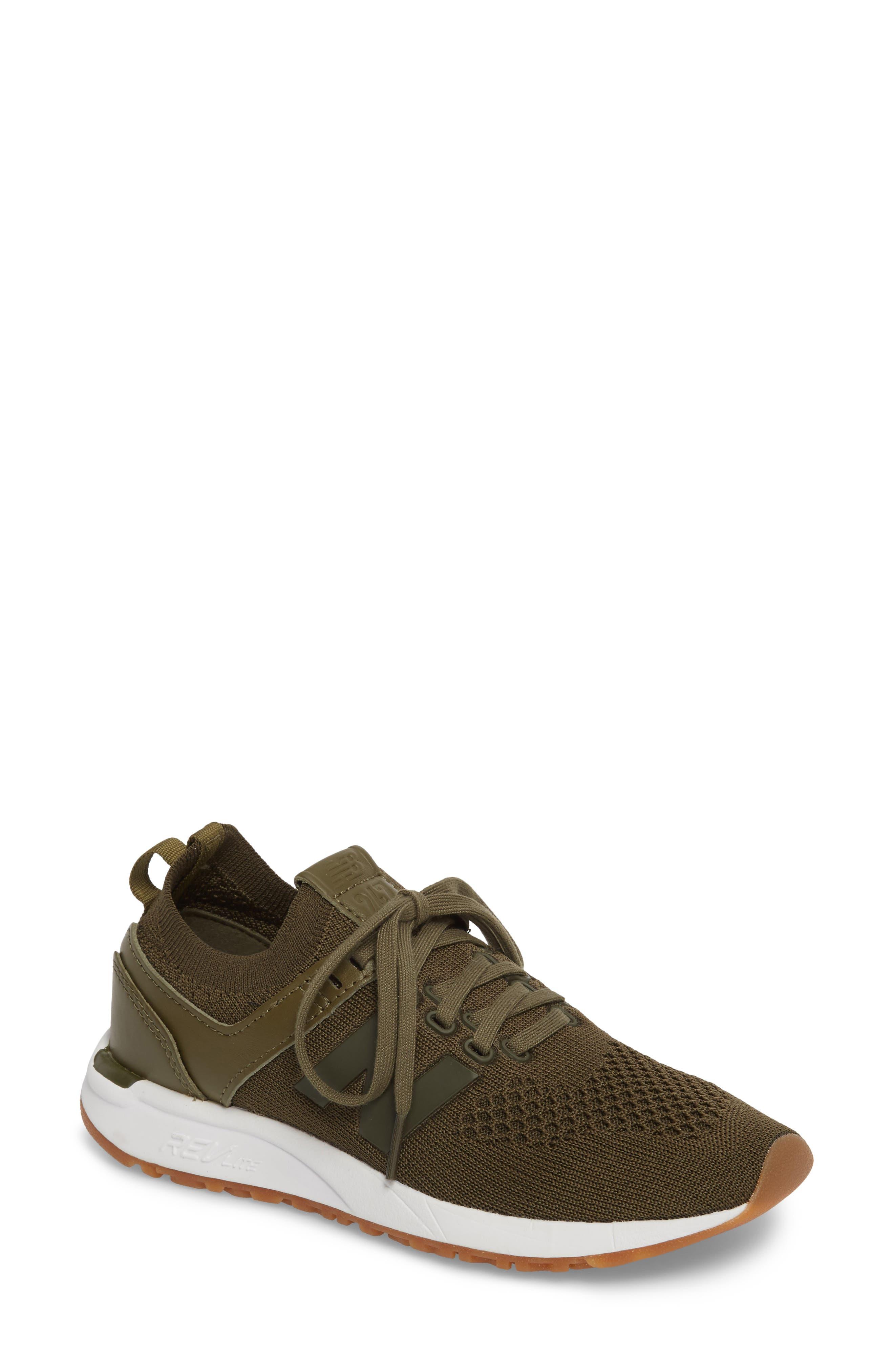 247 Decon Knit Sneaker,                             Main thumbnail 3, color,