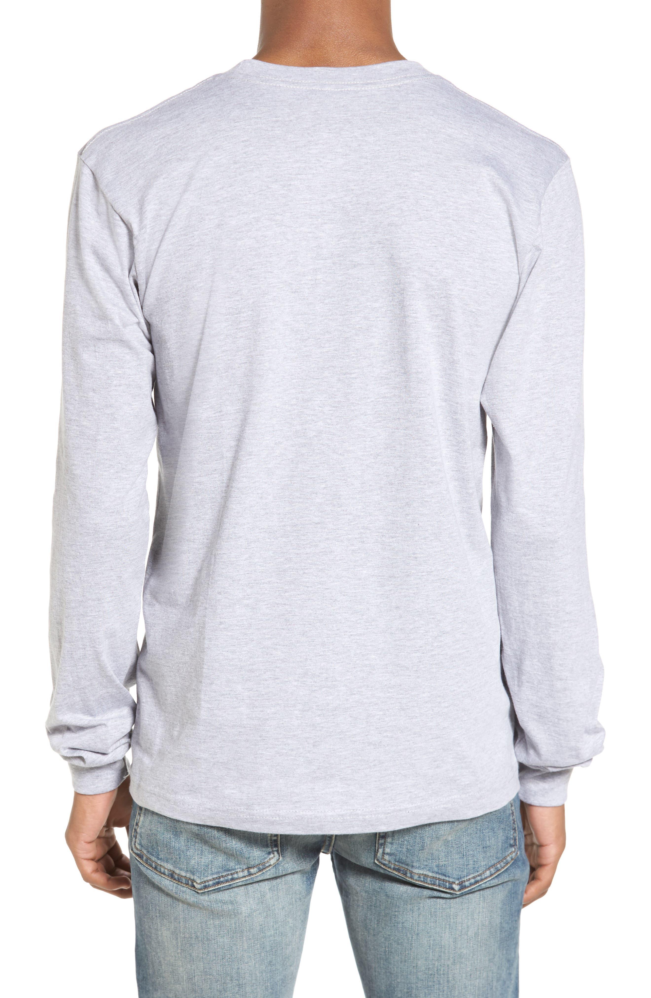 PNW Shield Sweatshirt,                             Alternate thumbnail 2, color,                             020