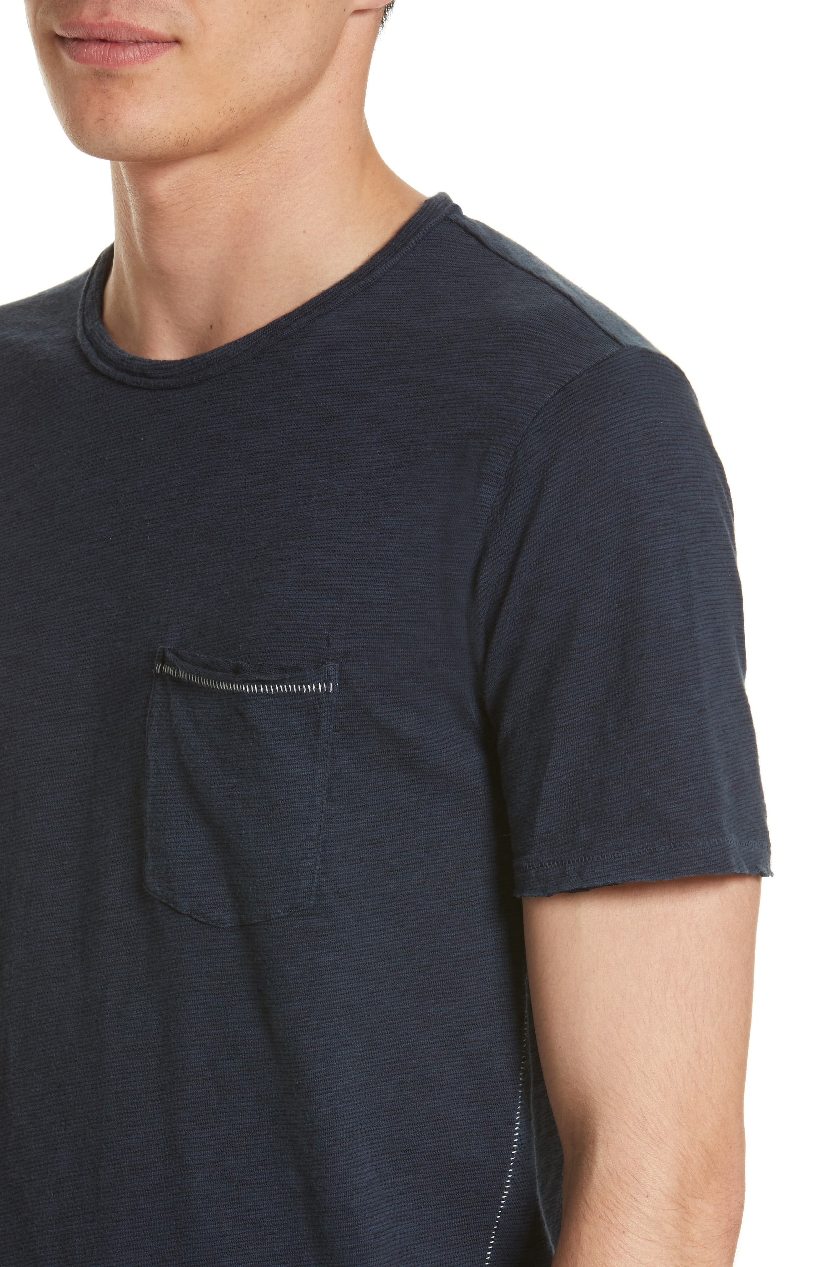 Owen Pocket T-Shirt,                             Alternate thumbnail 4, color,                             410