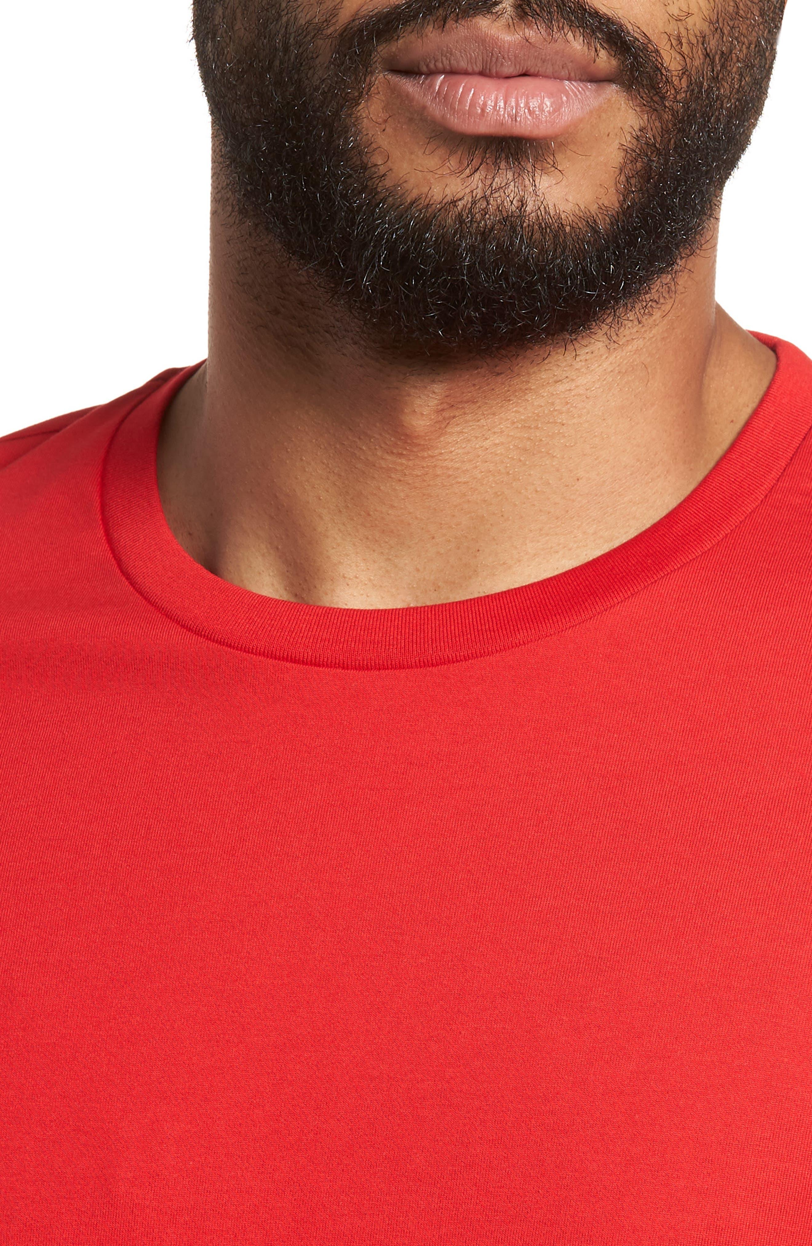 Tiburt Colorblock T-Shirt,                             Alternate thumbnail 8, color,