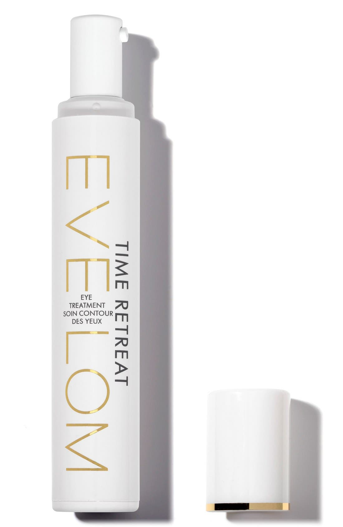 SPACE.NK.apothecary EVE LOM Time Retreat Eye Treatment,                             Main thumbnail 1, color,                             NO COLOR