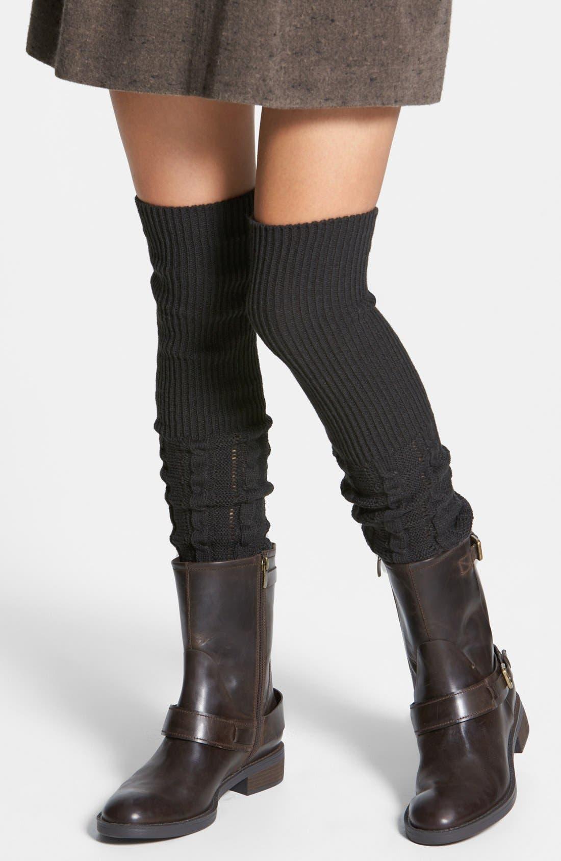 Leg Warmers, Main, color, 011