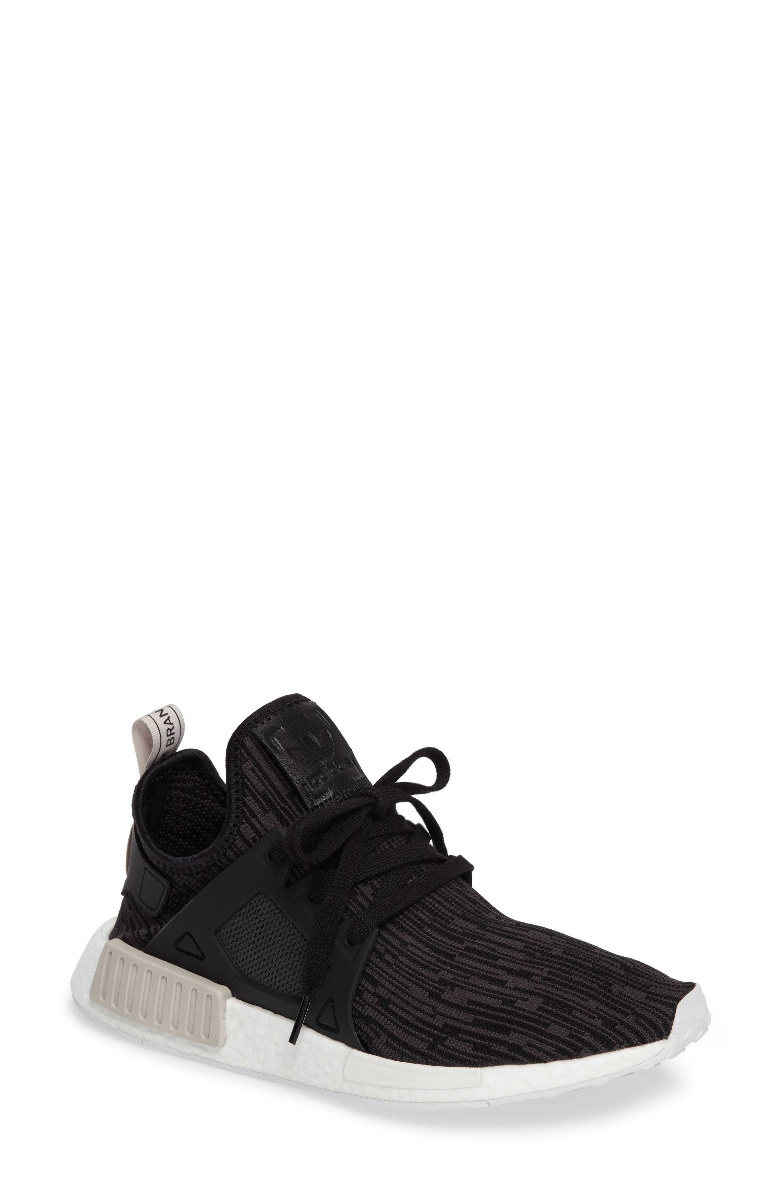 NMD XR1 Athletic Shoe,                             Main thumbnail 1, color,                             001