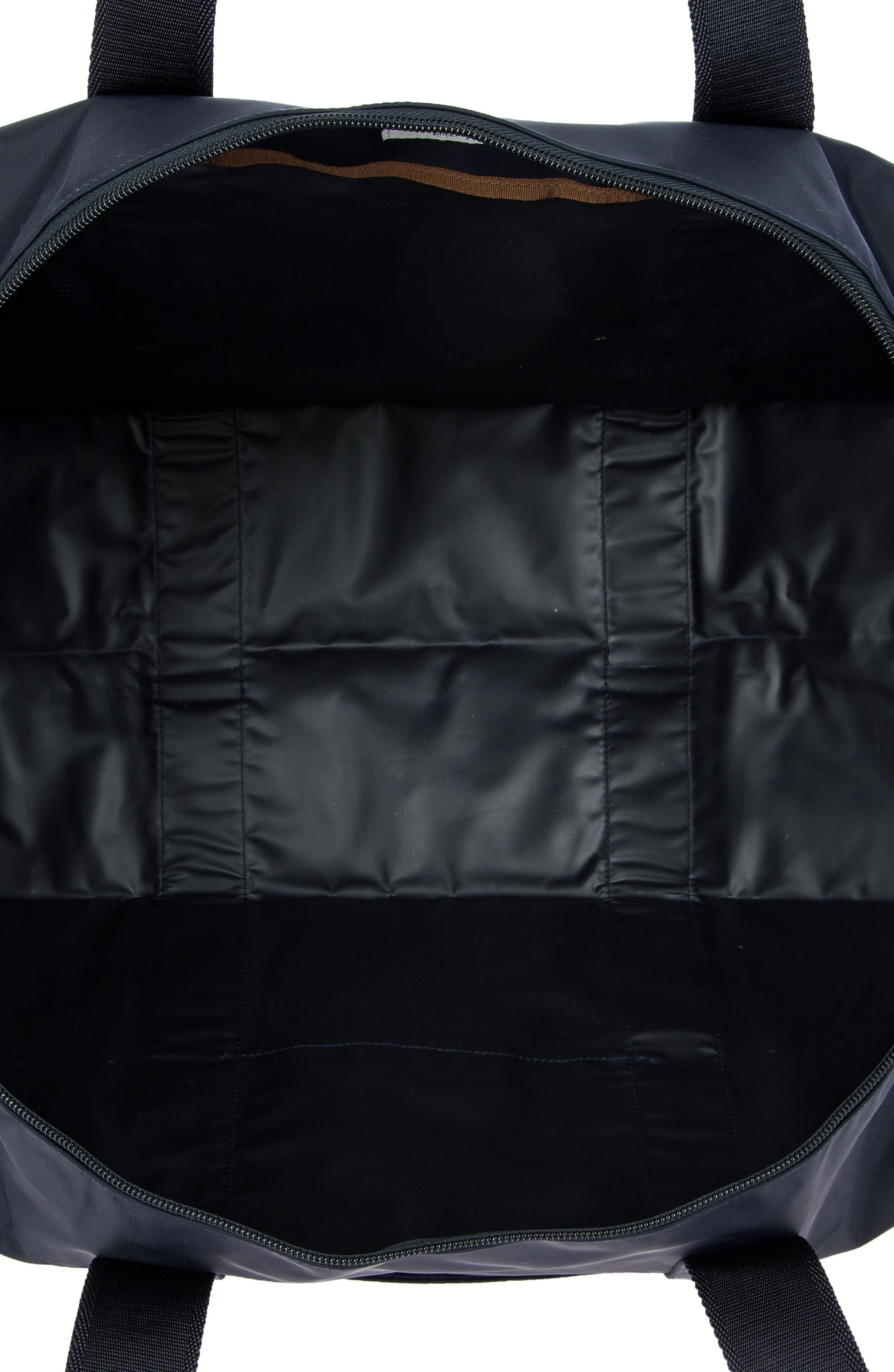 X-Bag 22-Inch Folding Duffel Bag,                             Alternate thumbnail 3, color,                             NAVY
