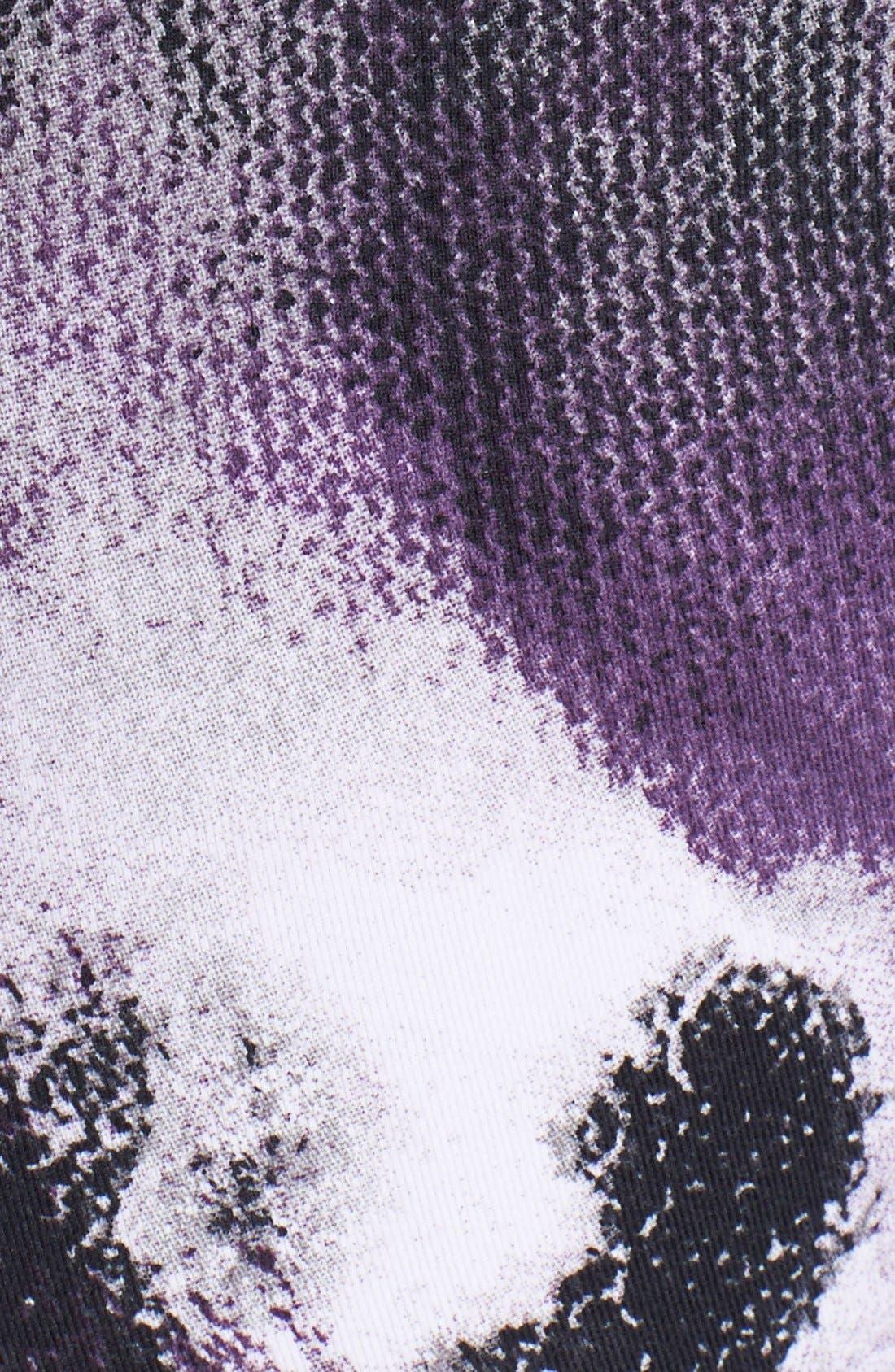'Airbrushed' Leggings,                             Alternate thumbnail 198, color,