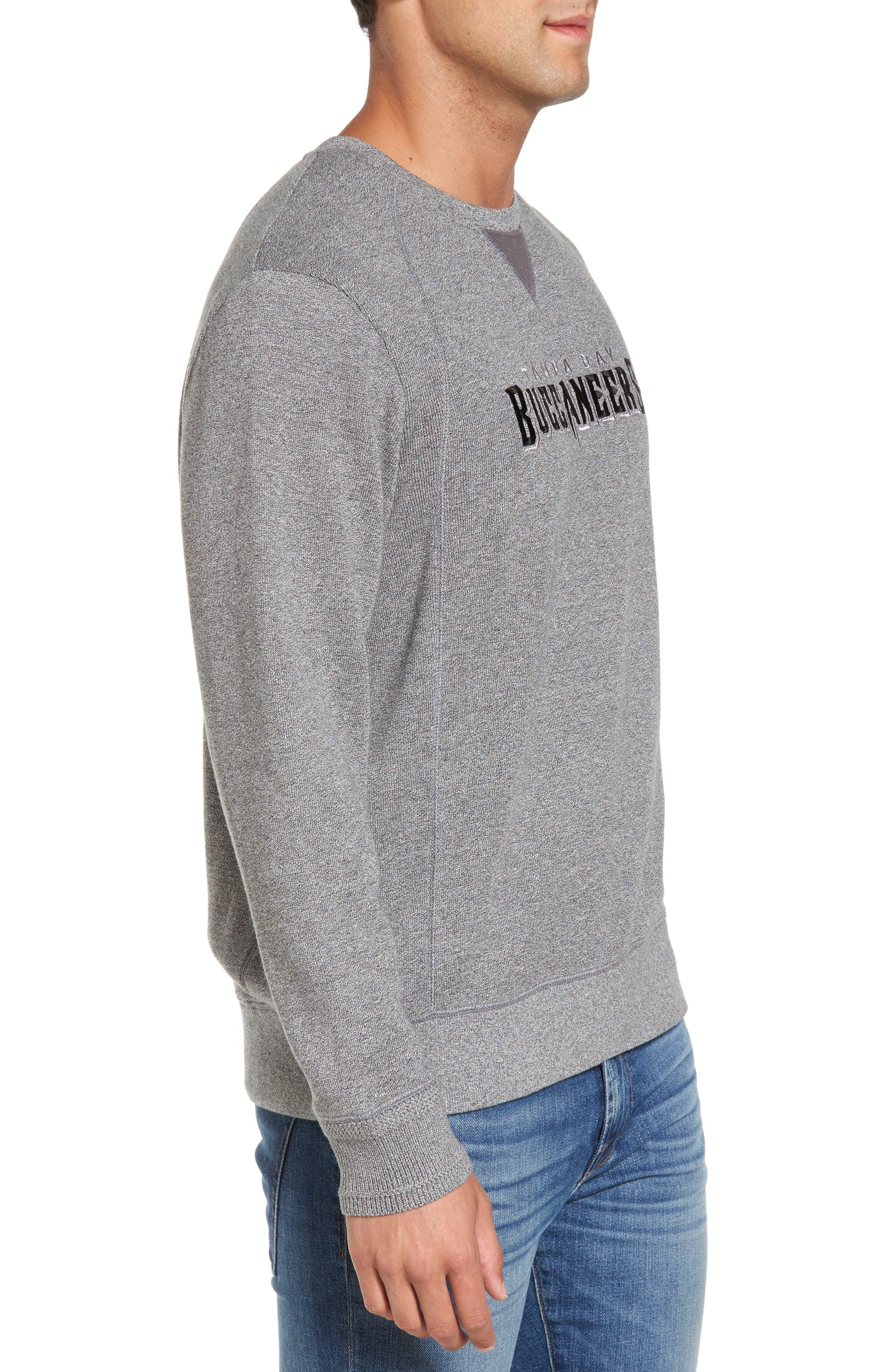 NFL Stitch of Liberty Embroidered Crewneck Sweatshirt,                             Alternate thumbnail 70, color,