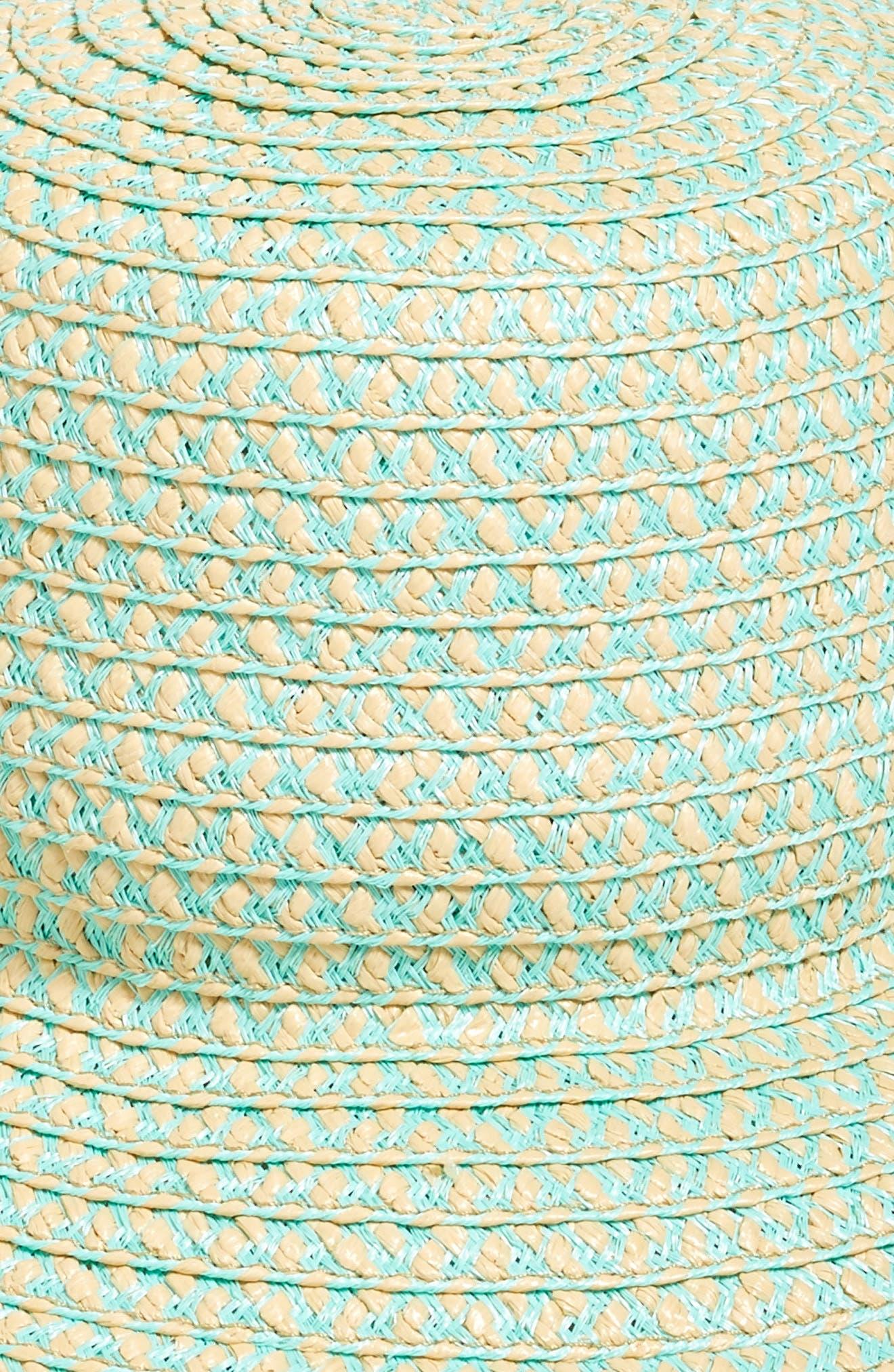 'Tiki' Bucket Hat,                             Alternate thumbnail 2, color,                             MINT MIX