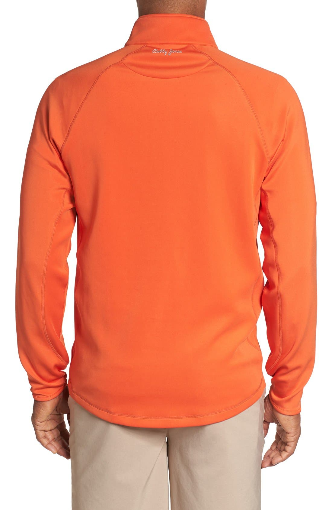 XH2O Crawford Stretch Quarter Zip Golf Pullover,                             Alternate thumbnail 26, color,