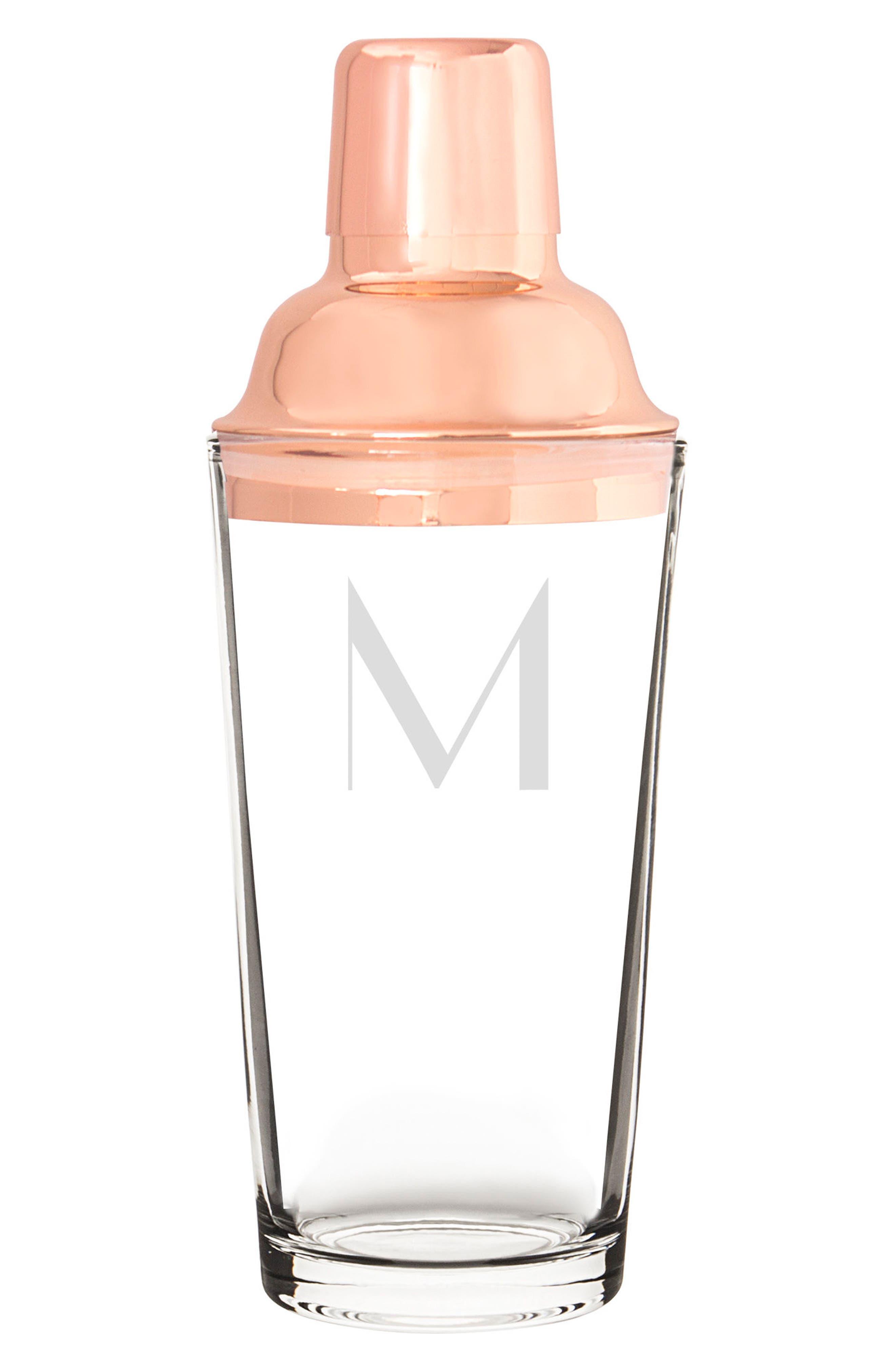 Monogram Coppertone Cocktail Shaker,                             Main thumbnail 14, color,
