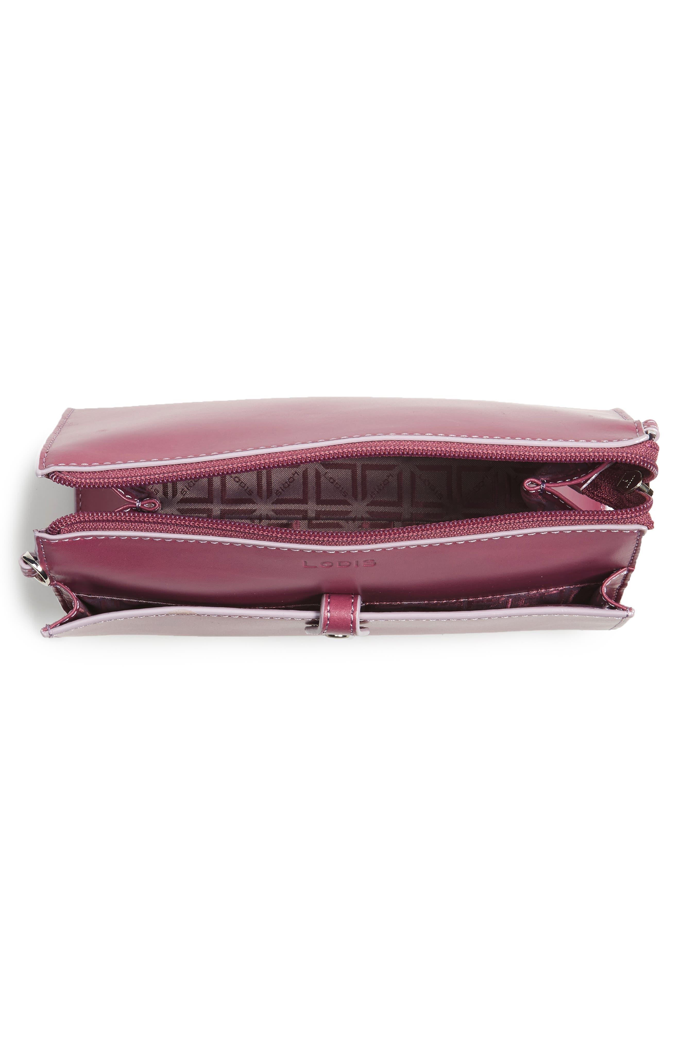 Lodis'Audrey Collection -Vicky' ConvertibleCrossbody Bag,                             Alternate thumbnail 30, color,